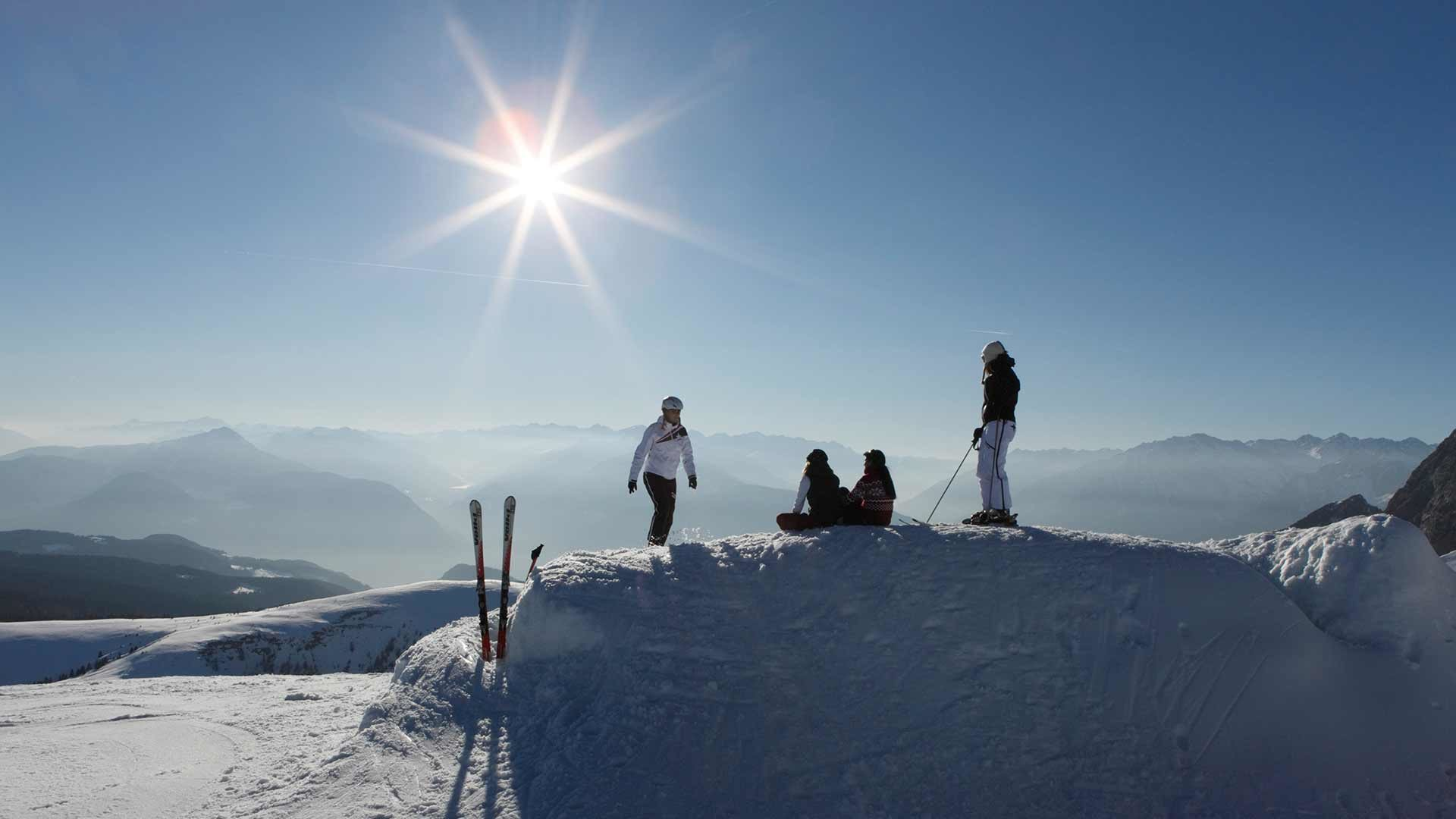 Sciare - Merano 2000