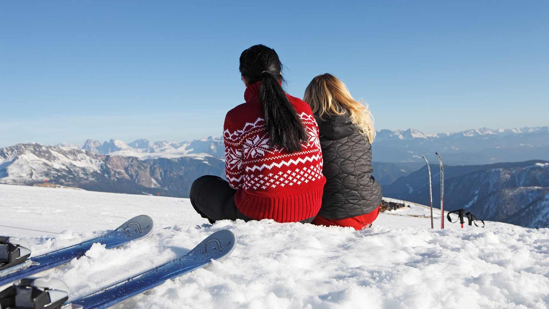 Vacanze sulla neve - Merano 2000