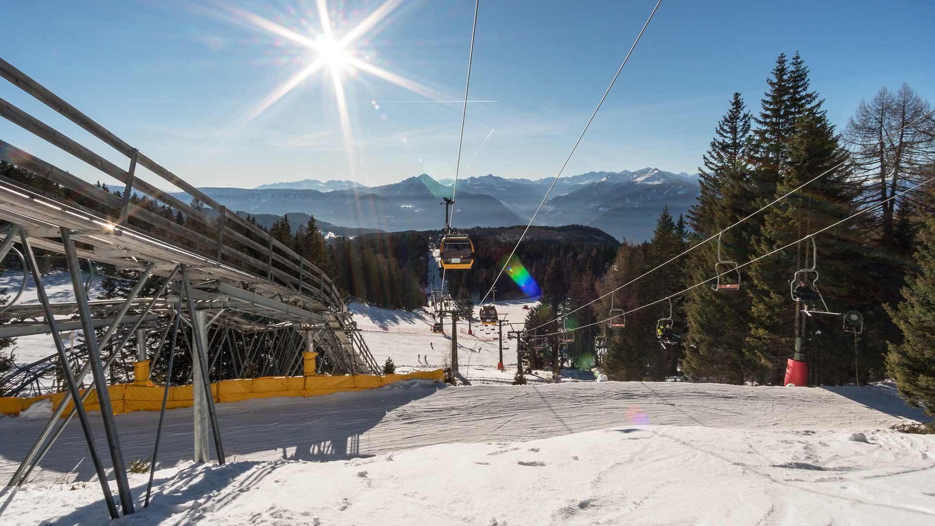 Area sciistica Merano 2000 - sciare
