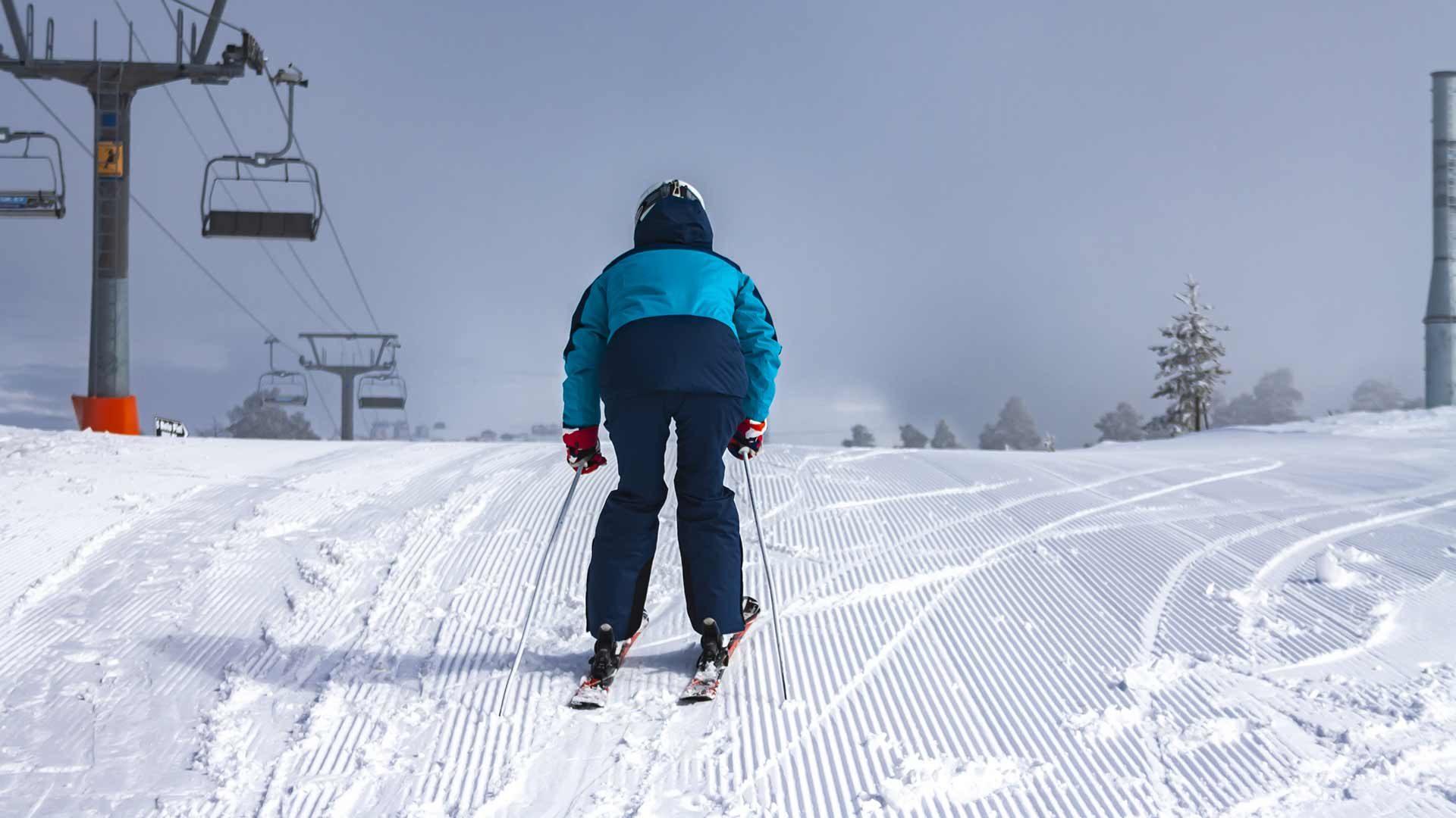 Sciare - Area sciistica Merano 2000