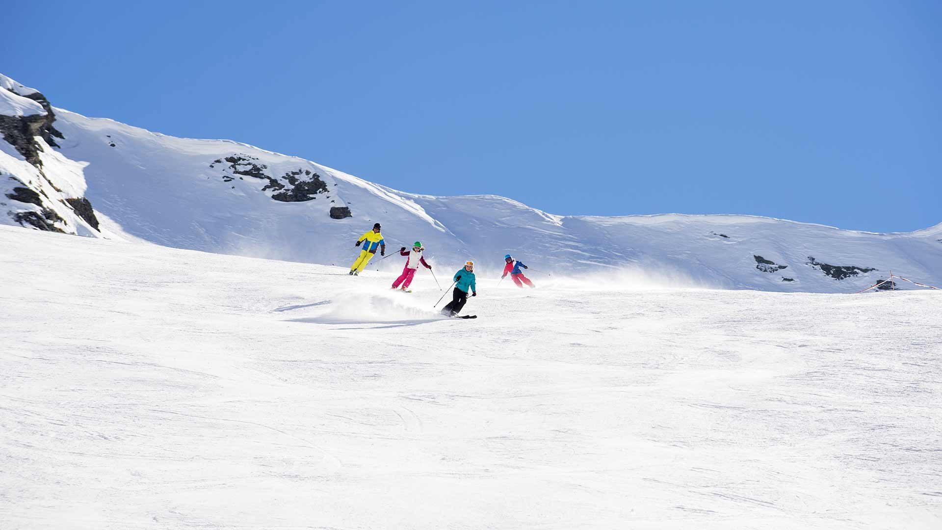 Area sciistica Plan Val Passiria - Vacanza invernale