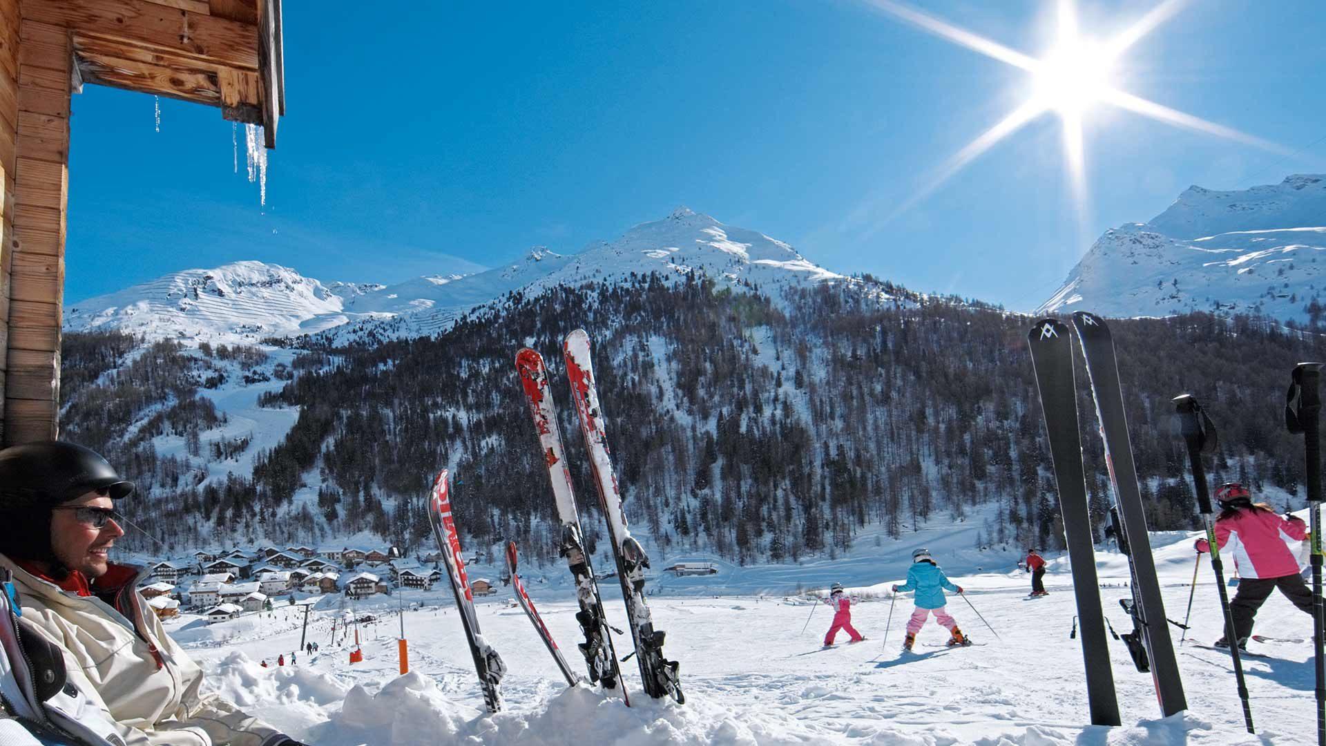 Val Passiria - Area sciistica Plan Val Passiria