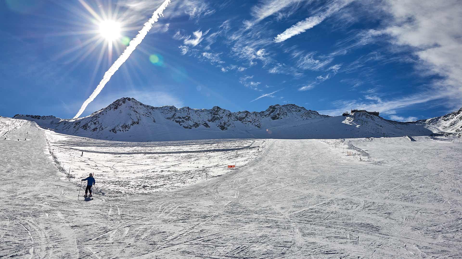 Area sciistica della Val Senales