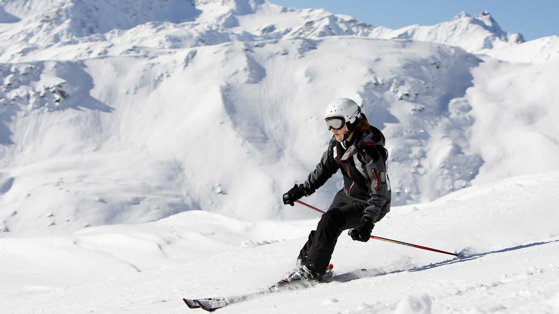 Area sciistica Schwemmalm - sciare