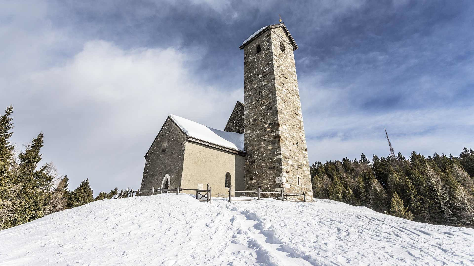 Sciare - Monte San Vigilio