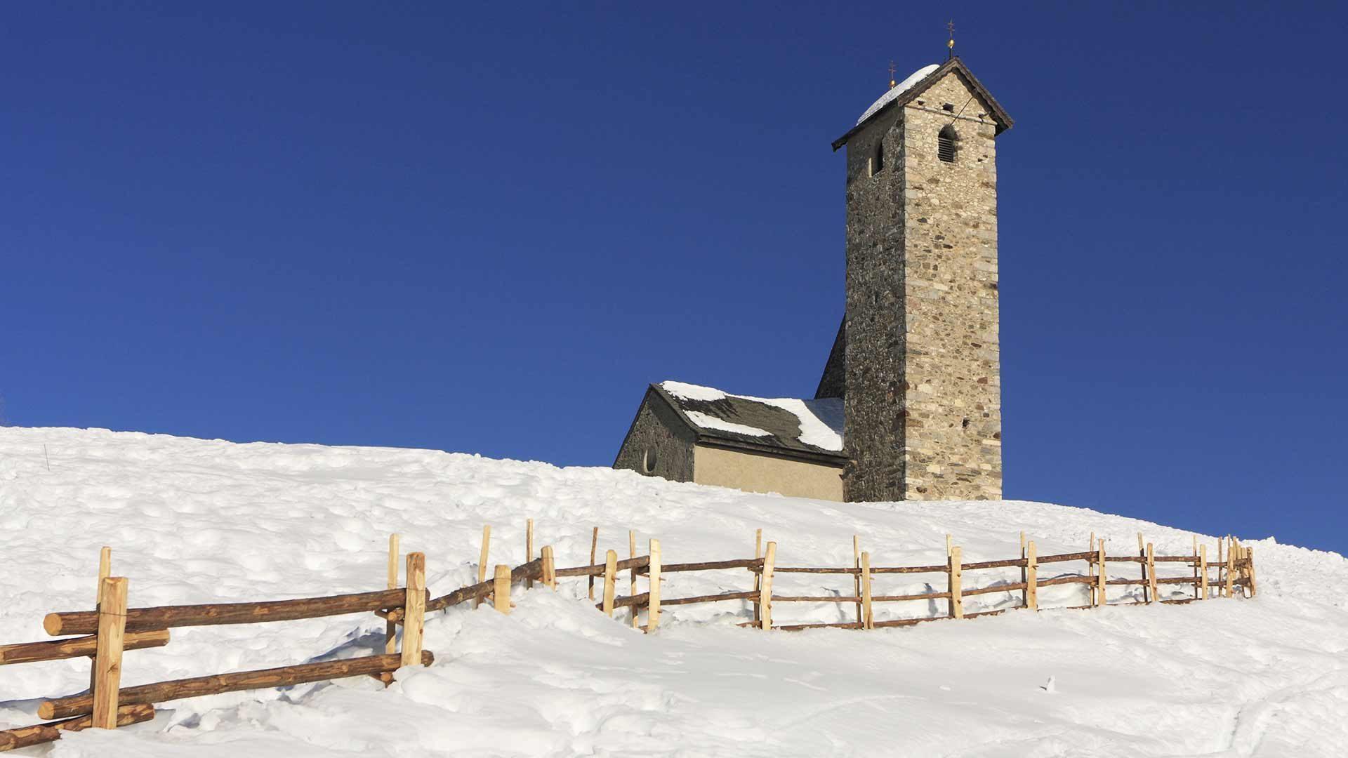 Area sciistica Monte San Vigilio, Alto Adige