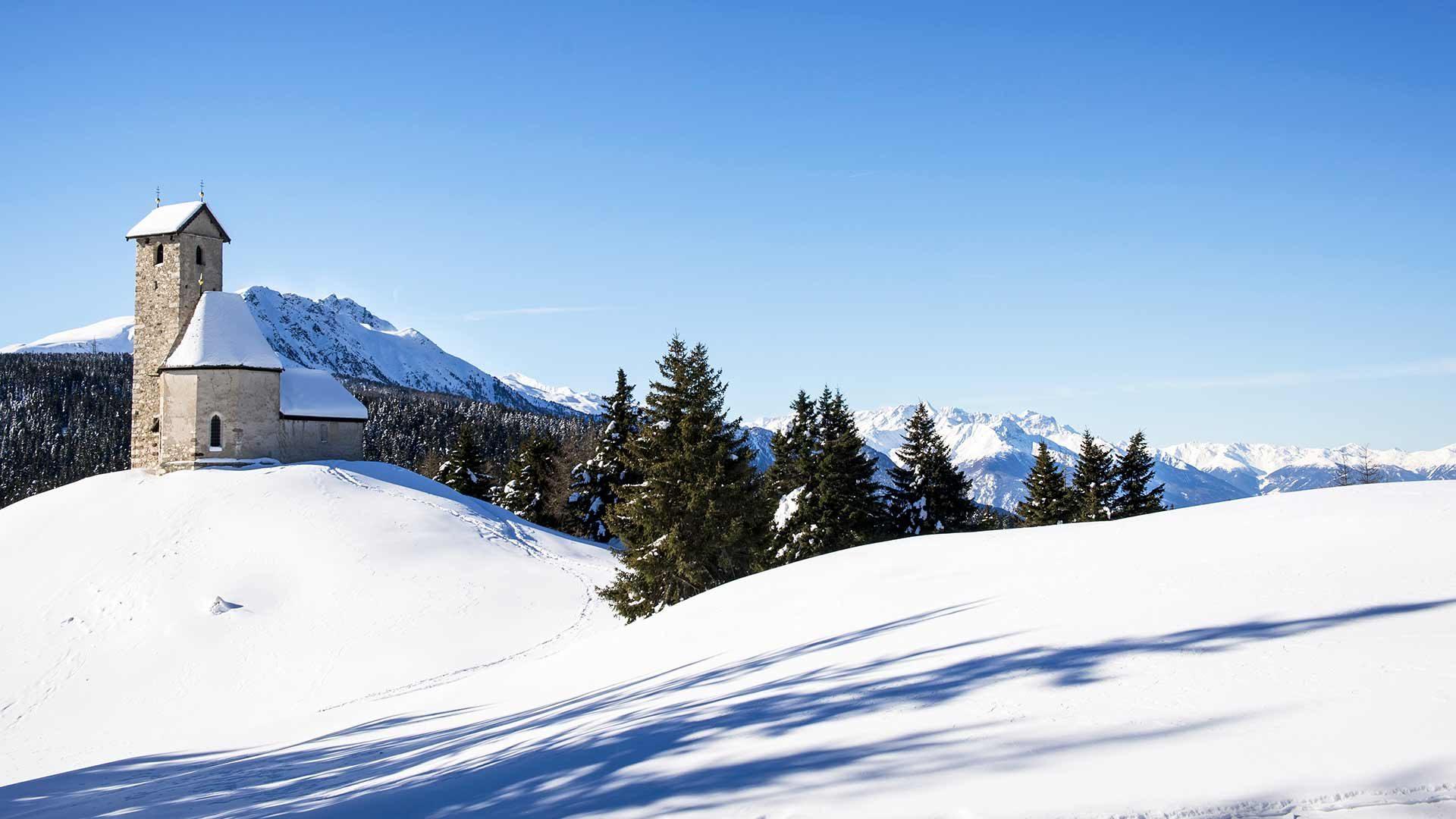 Monte San Vigilio - Area sciistica