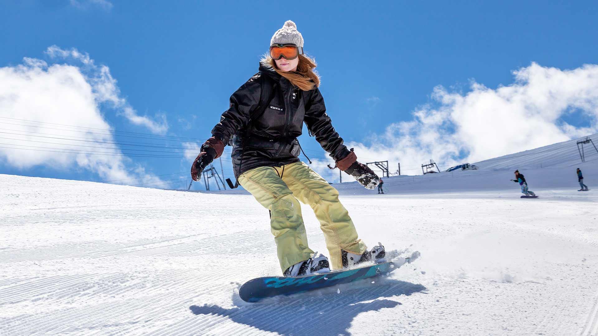 Vacanza sciistica a Merano e dintorni - Snowboarden
