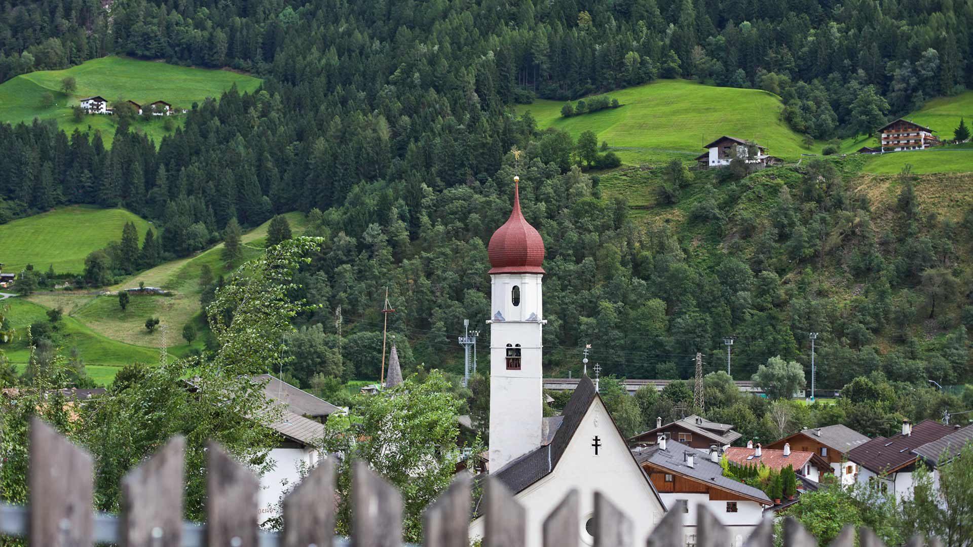 San Martino in Passiria - chiesa