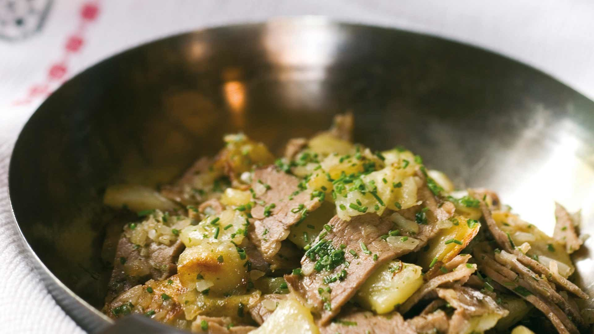 Cucina contadina - Alta Val Passiria