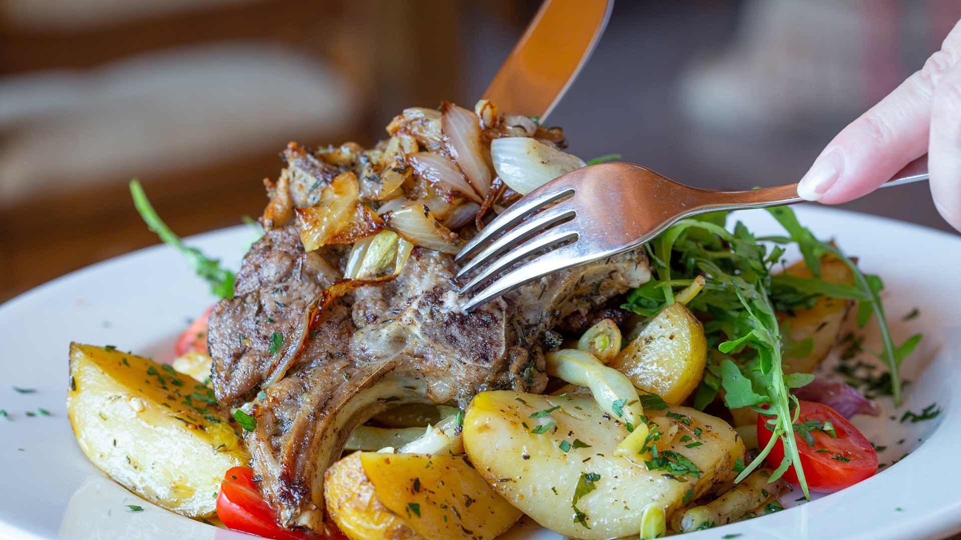 Cucina contadina in Alta Val Passiria