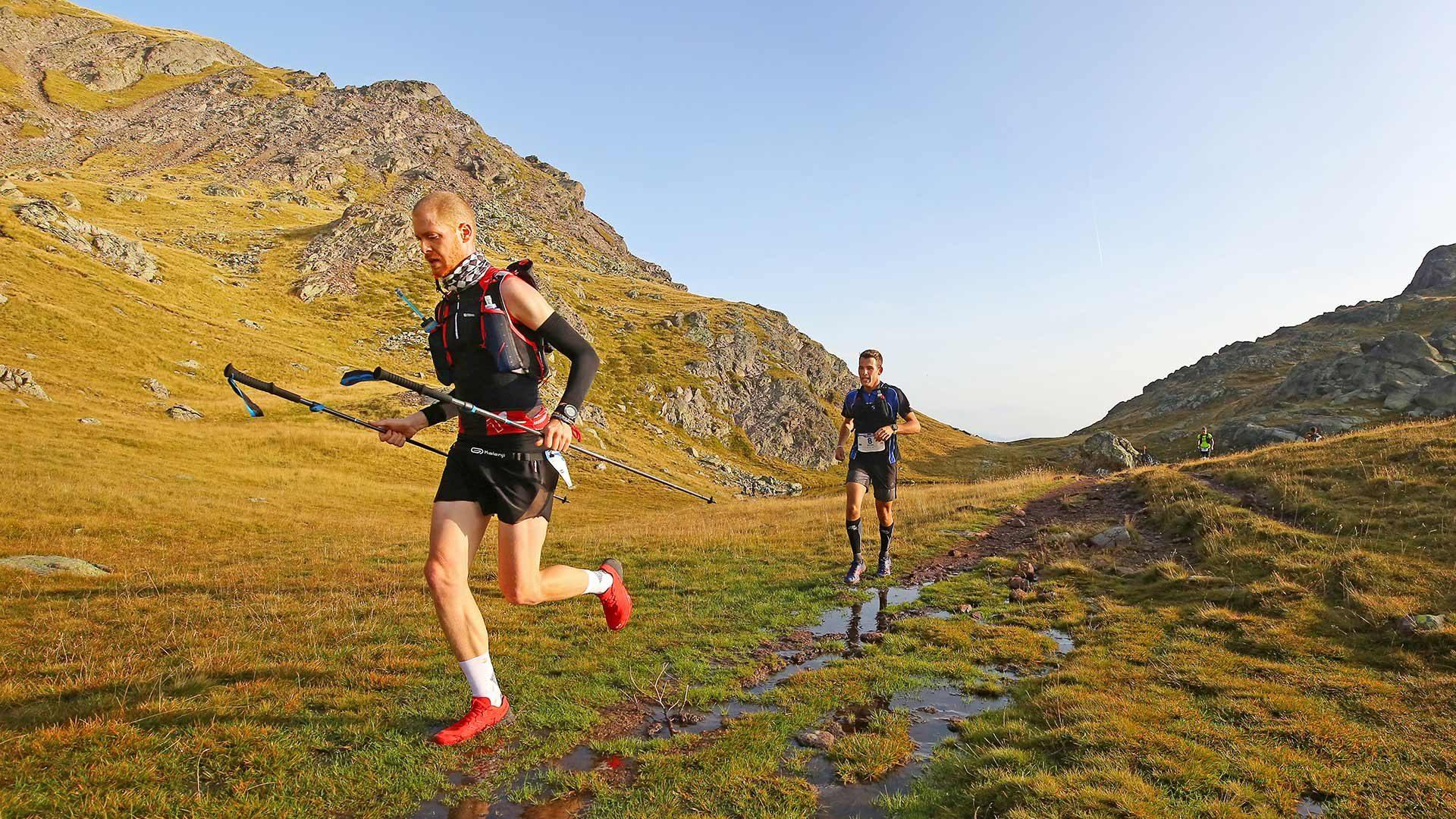 Corsa di montagna: Maddalene 30 K e Maddalene 50 K