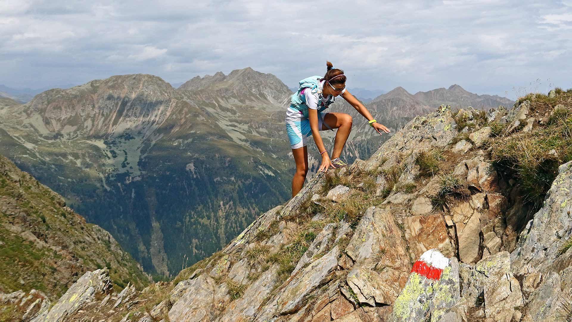 Corsa di montagna: Maddalene