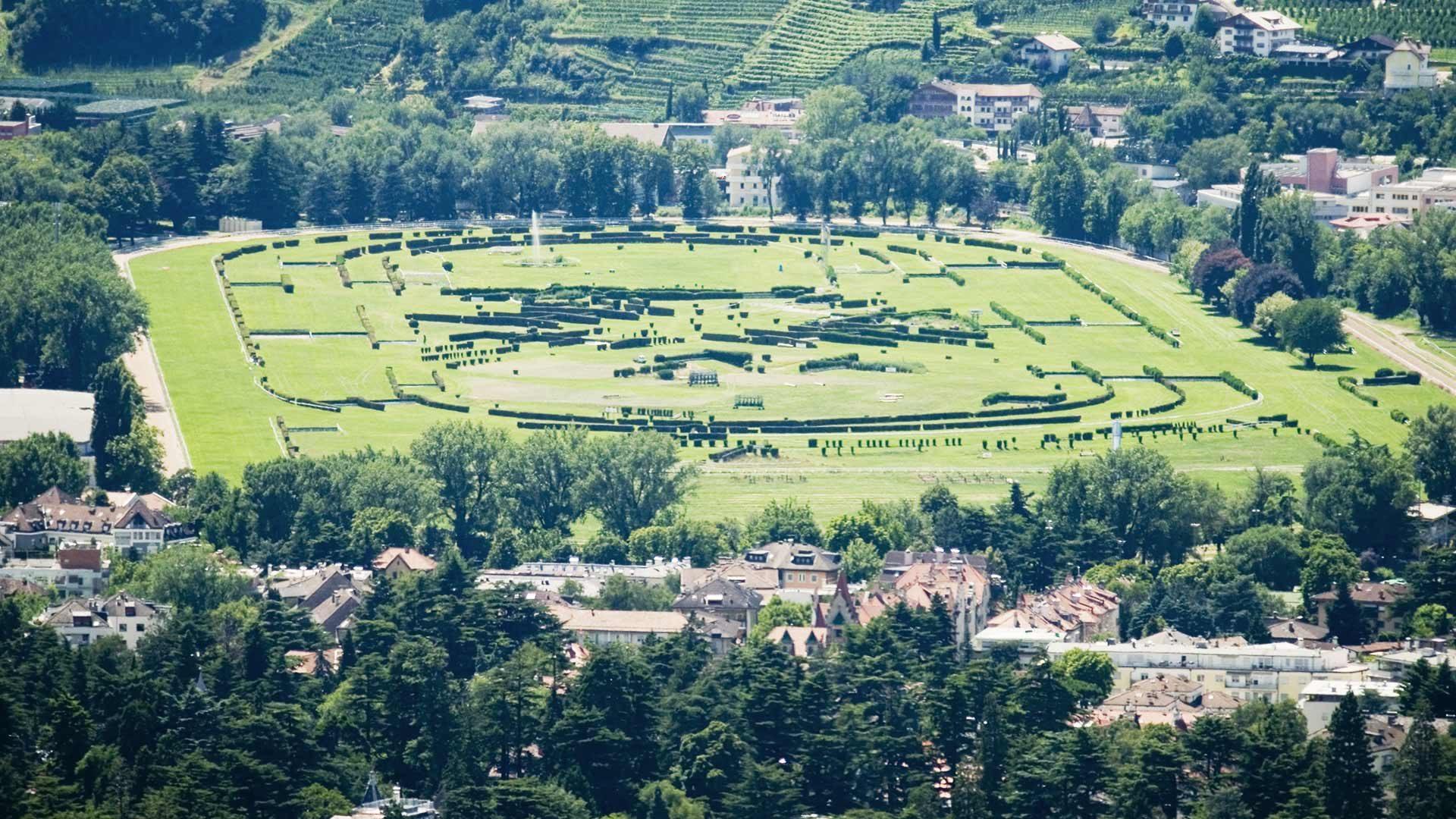 Ippodromo di Merano - Gran Premio Merano Alto Adige
