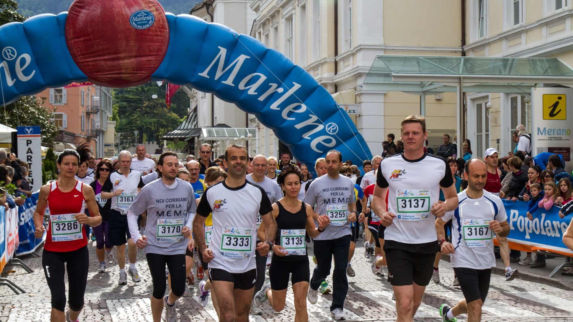 Half Marathon Merano - Lagundo