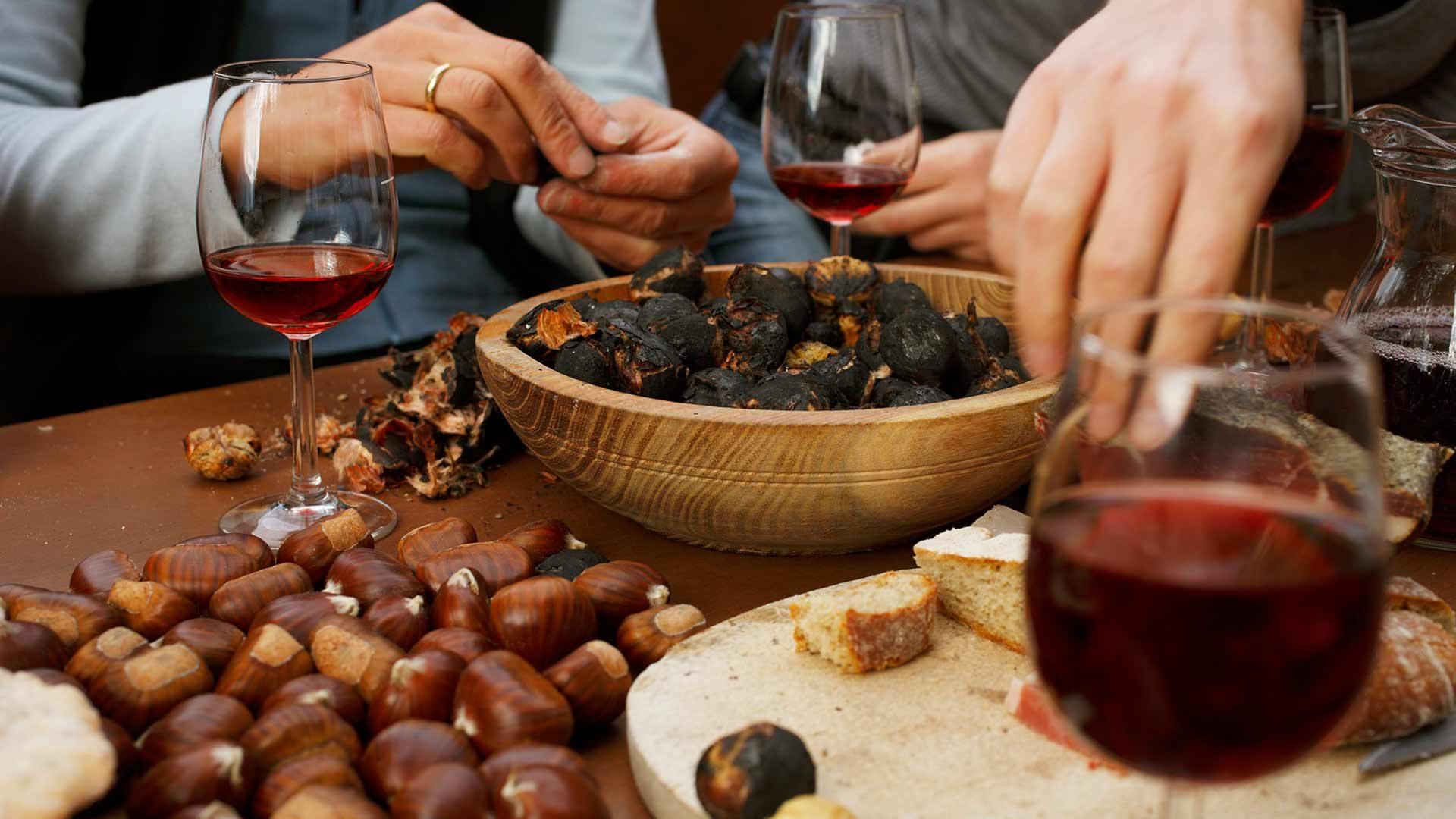 Foiana - Festa della Castagna