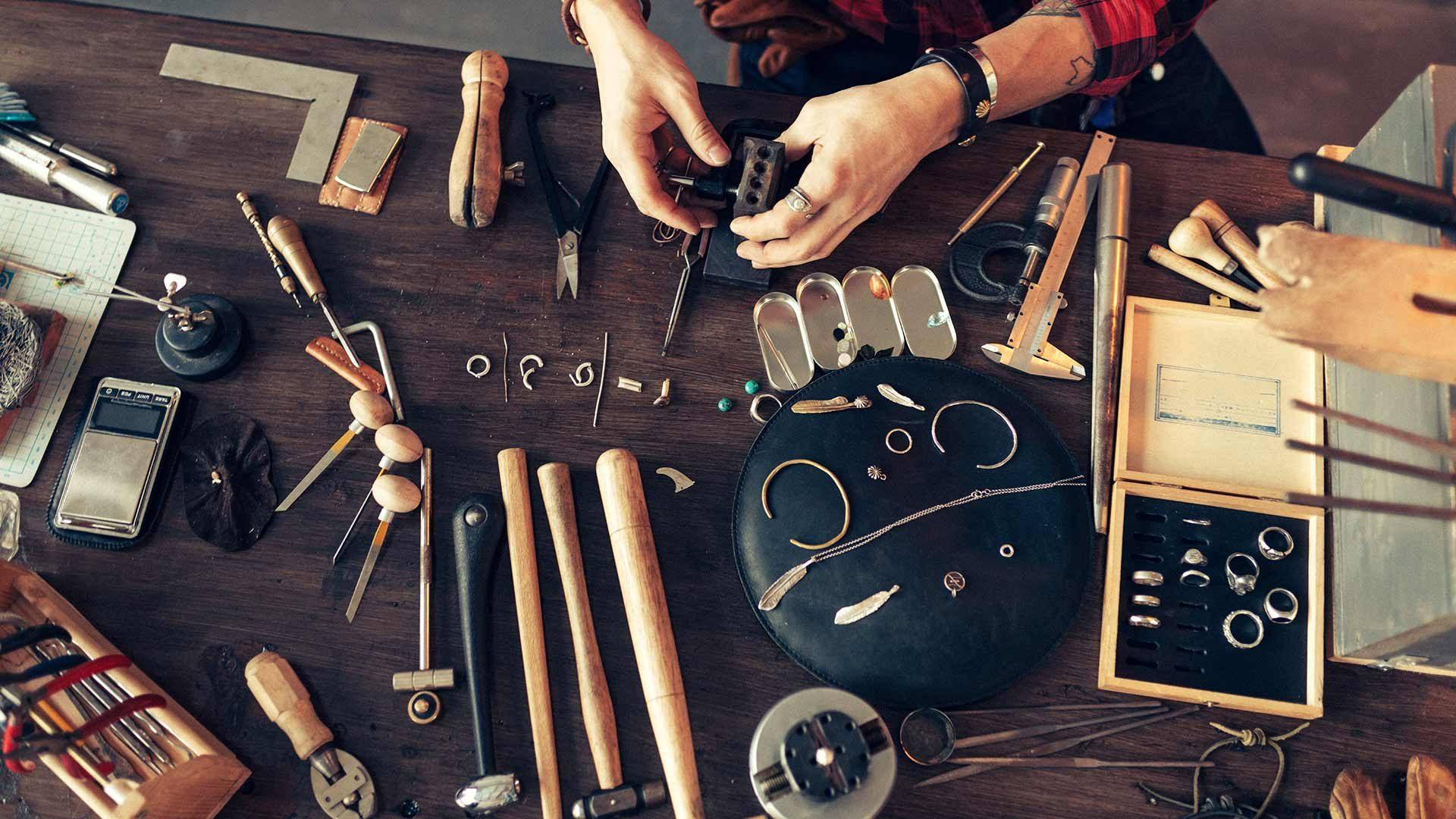 Mercato di artigianato e prelibatezze