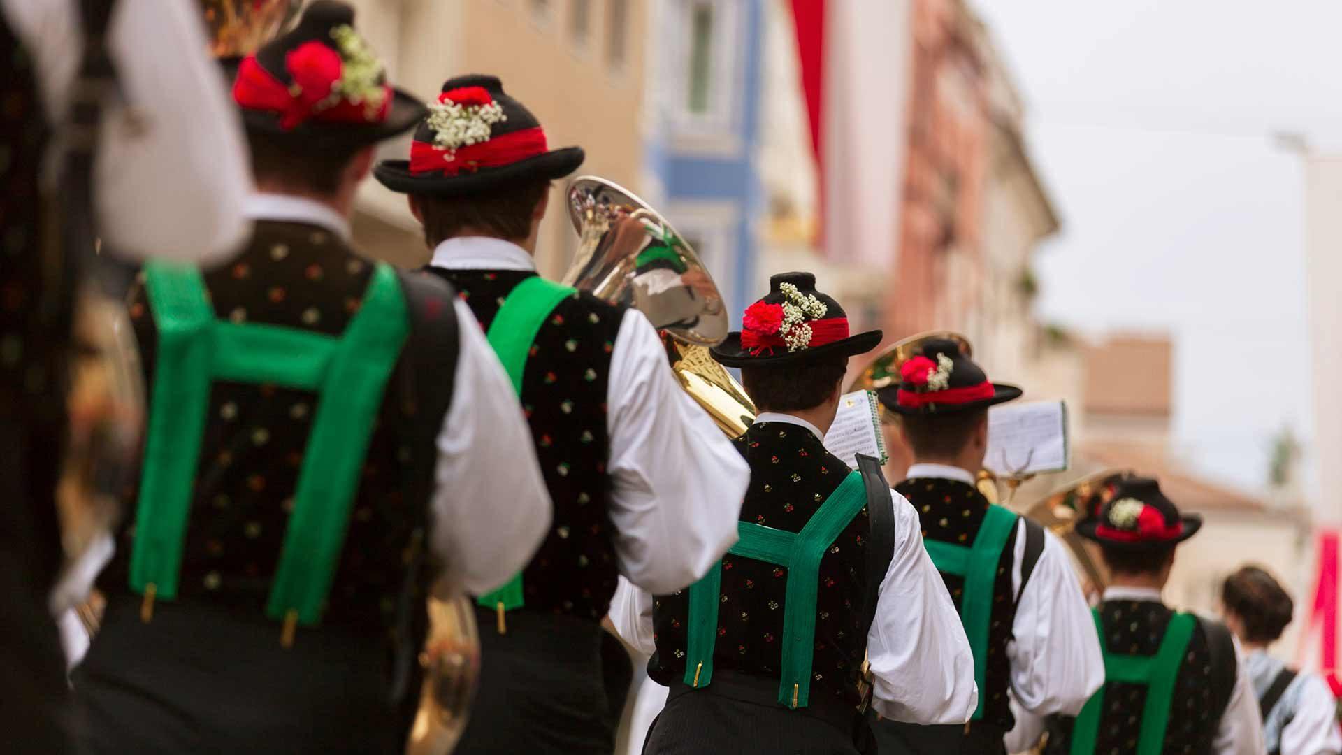 Alto Adige - Festa dell'Uva a Merano