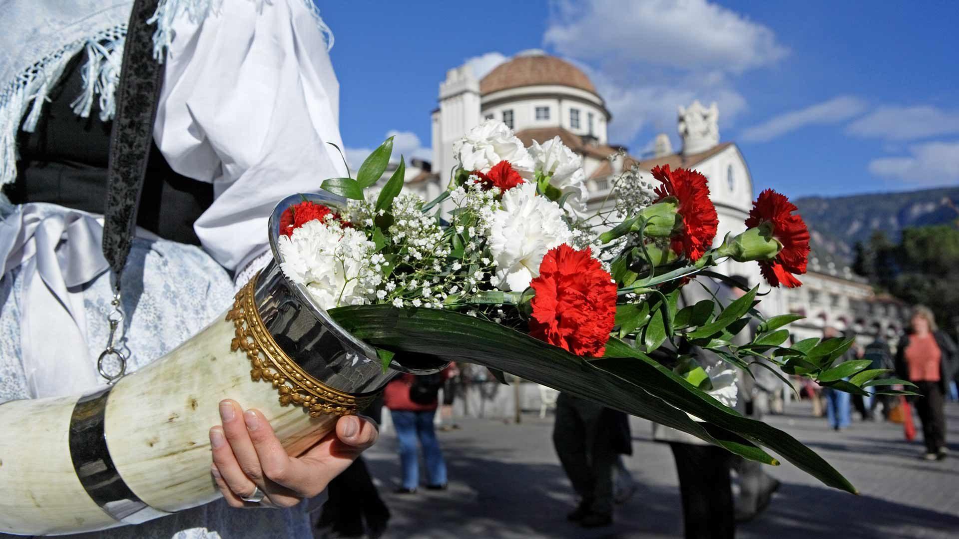 Festa dell'Uva a Merano in Alto Adige
