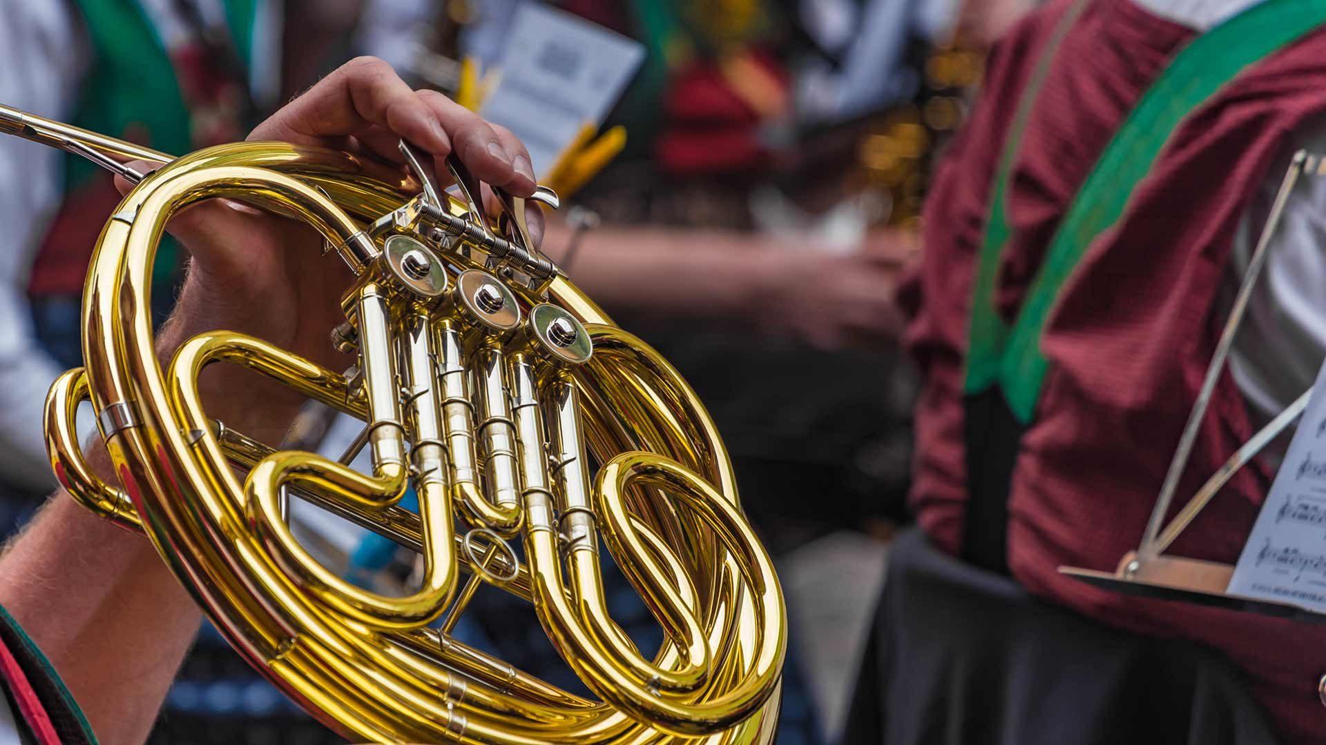 Festa dell'Uva a Merano - musica