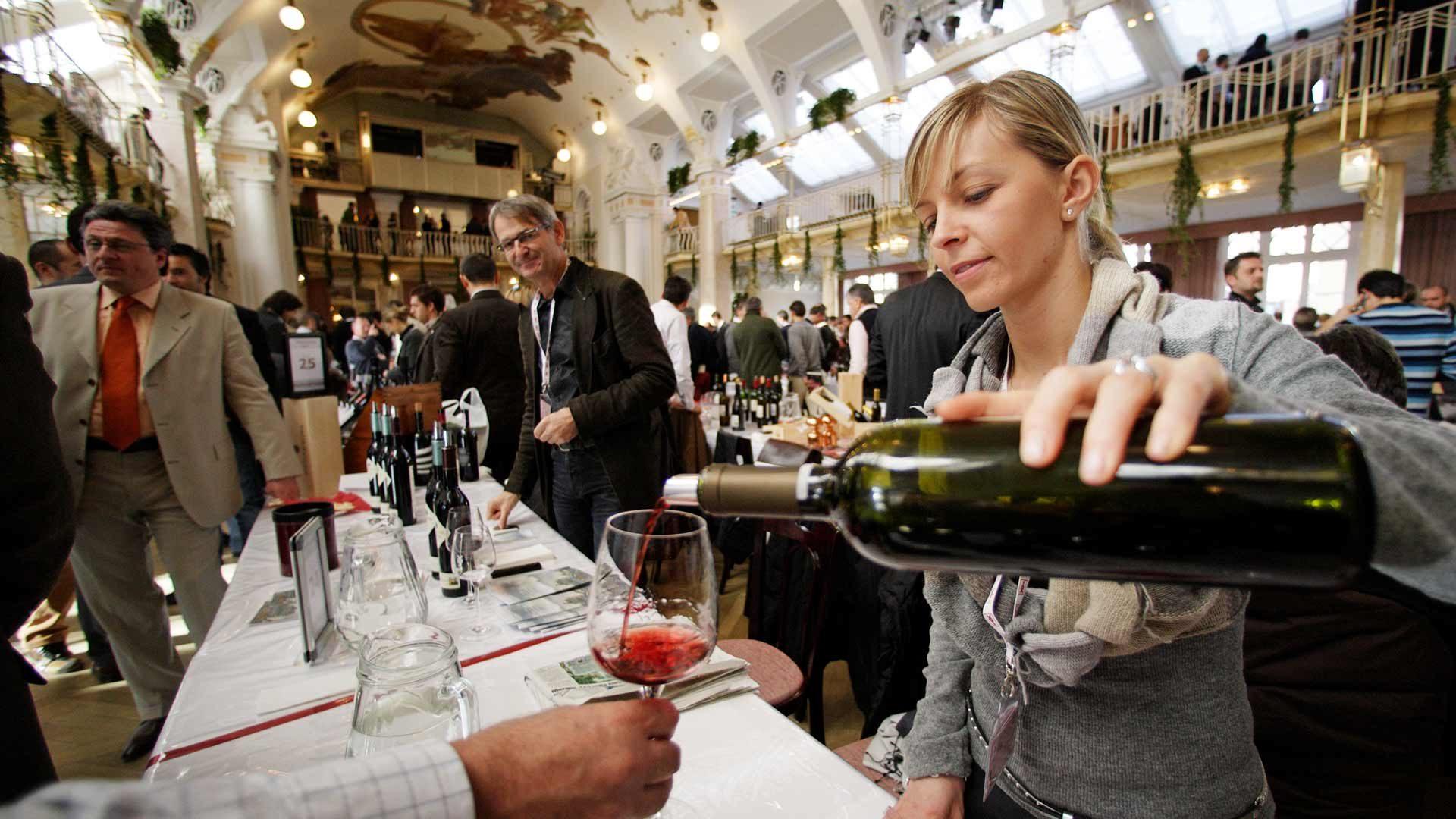 Winefestival a Merano