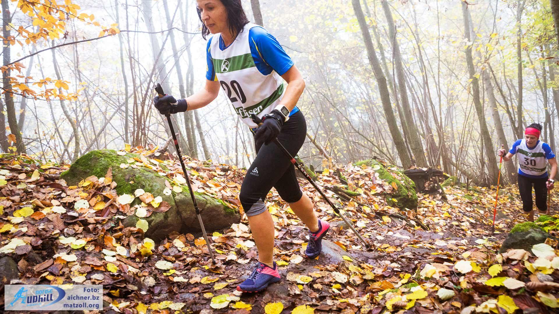Nordic Uphill – Cronoscalata con banstoncini