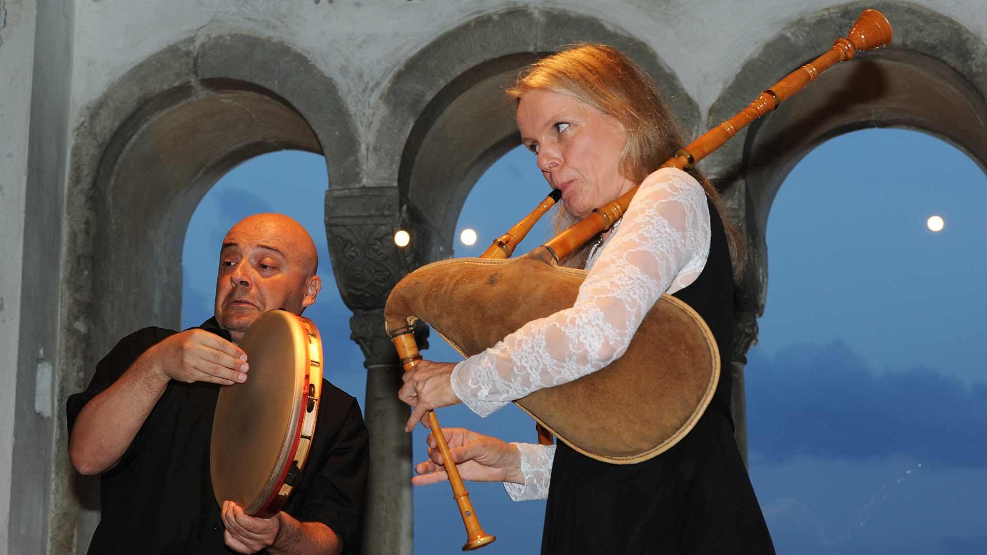 Concerto - Serate a Castel Tirolo