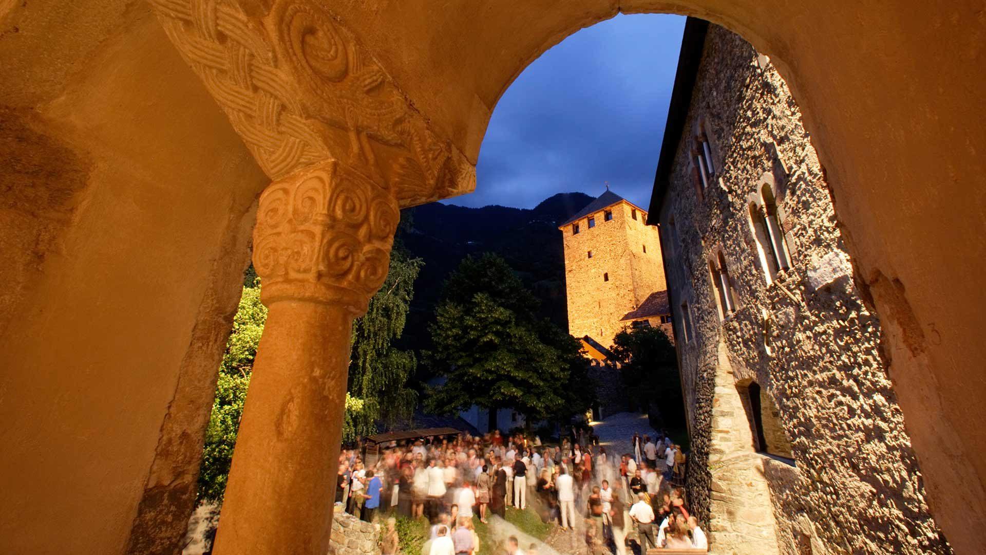 Serate - Castel Tirolo