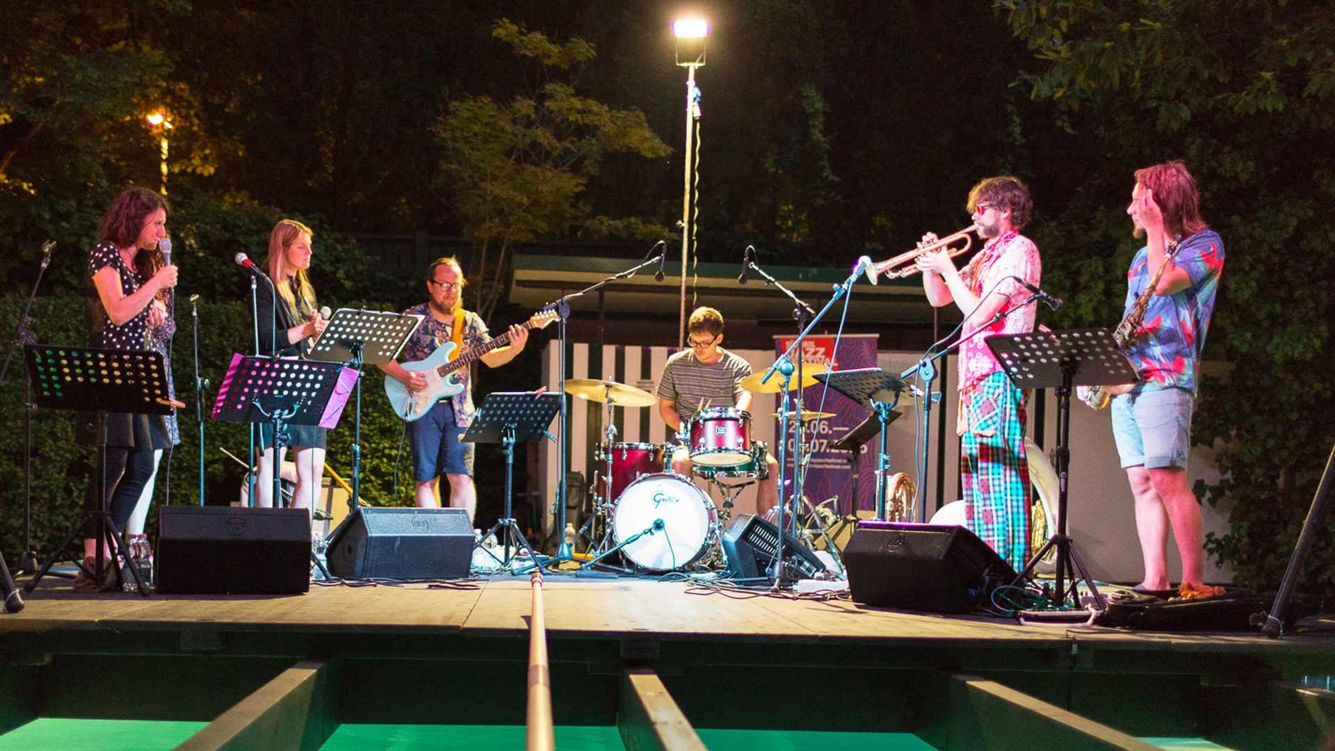 Jazzfestival Alto Adige