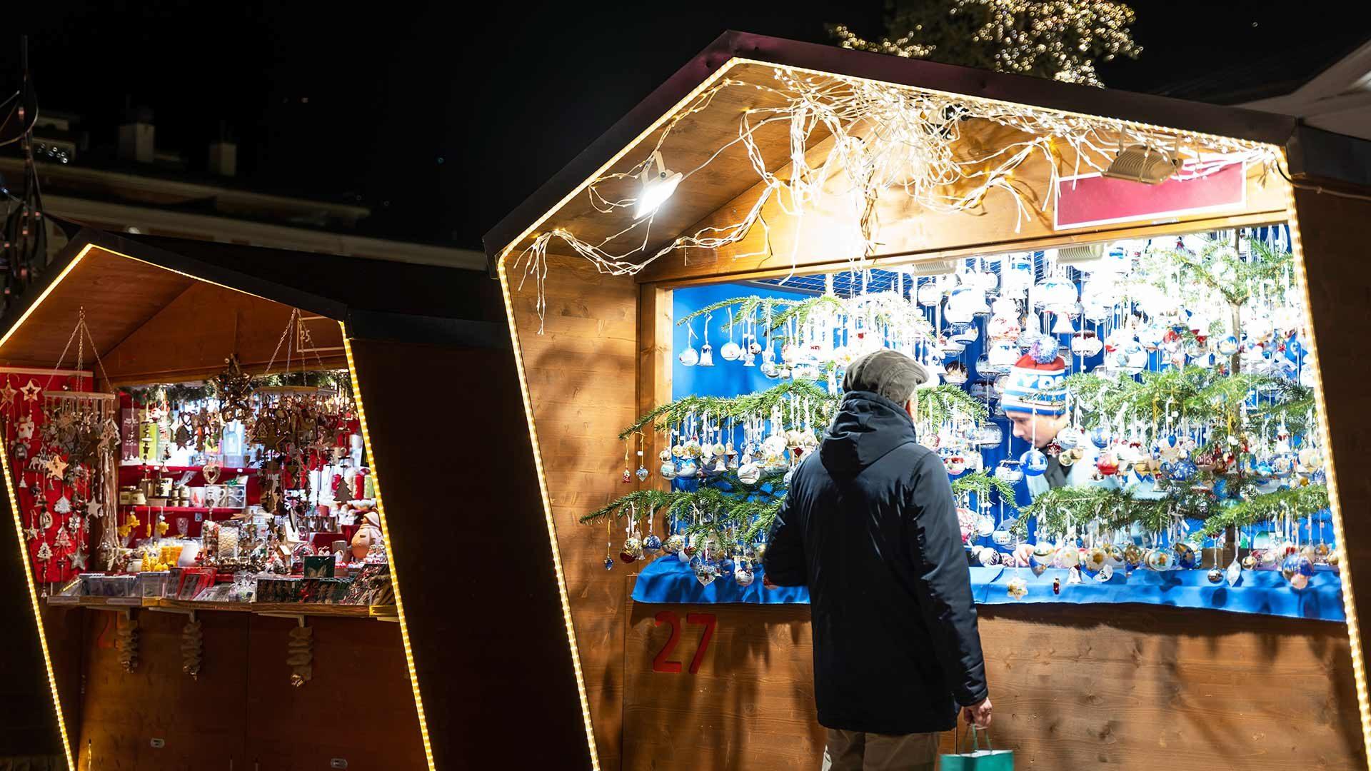 Mercatino di Natale a Merano, Alto Adige