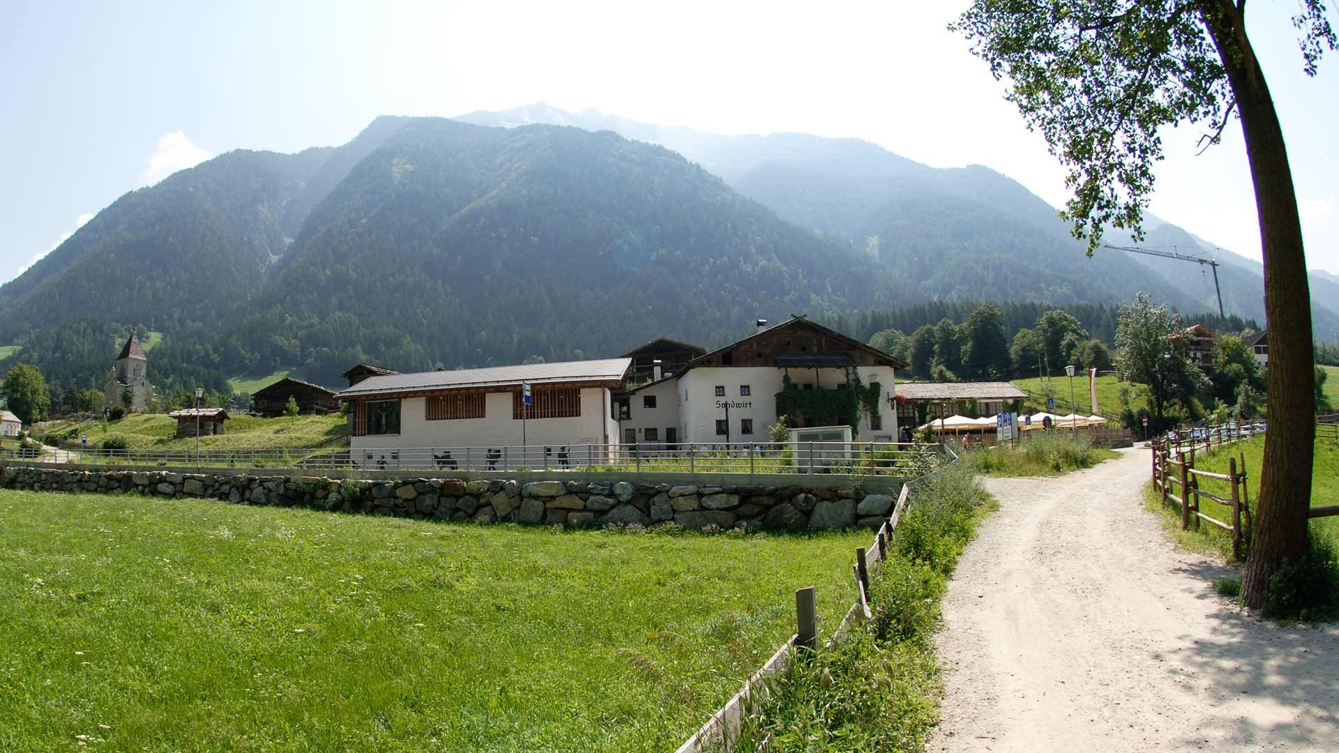 Escursione circolare Andreas Hofer
