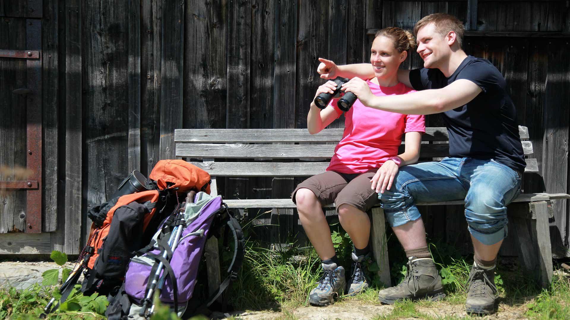 Escursione al maso Brandhof