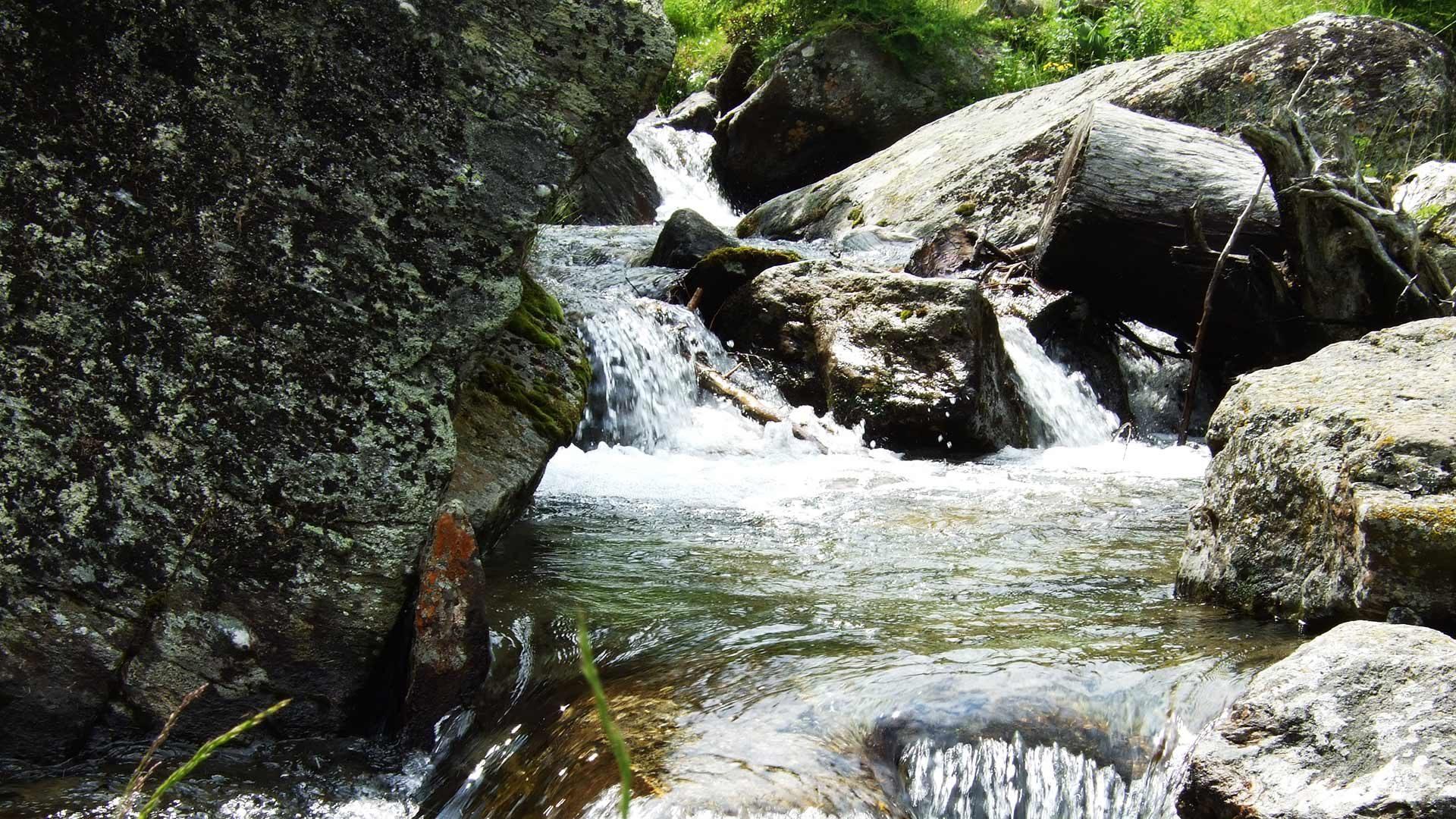 Escursione ai tre laghi della Valle Montechiesa