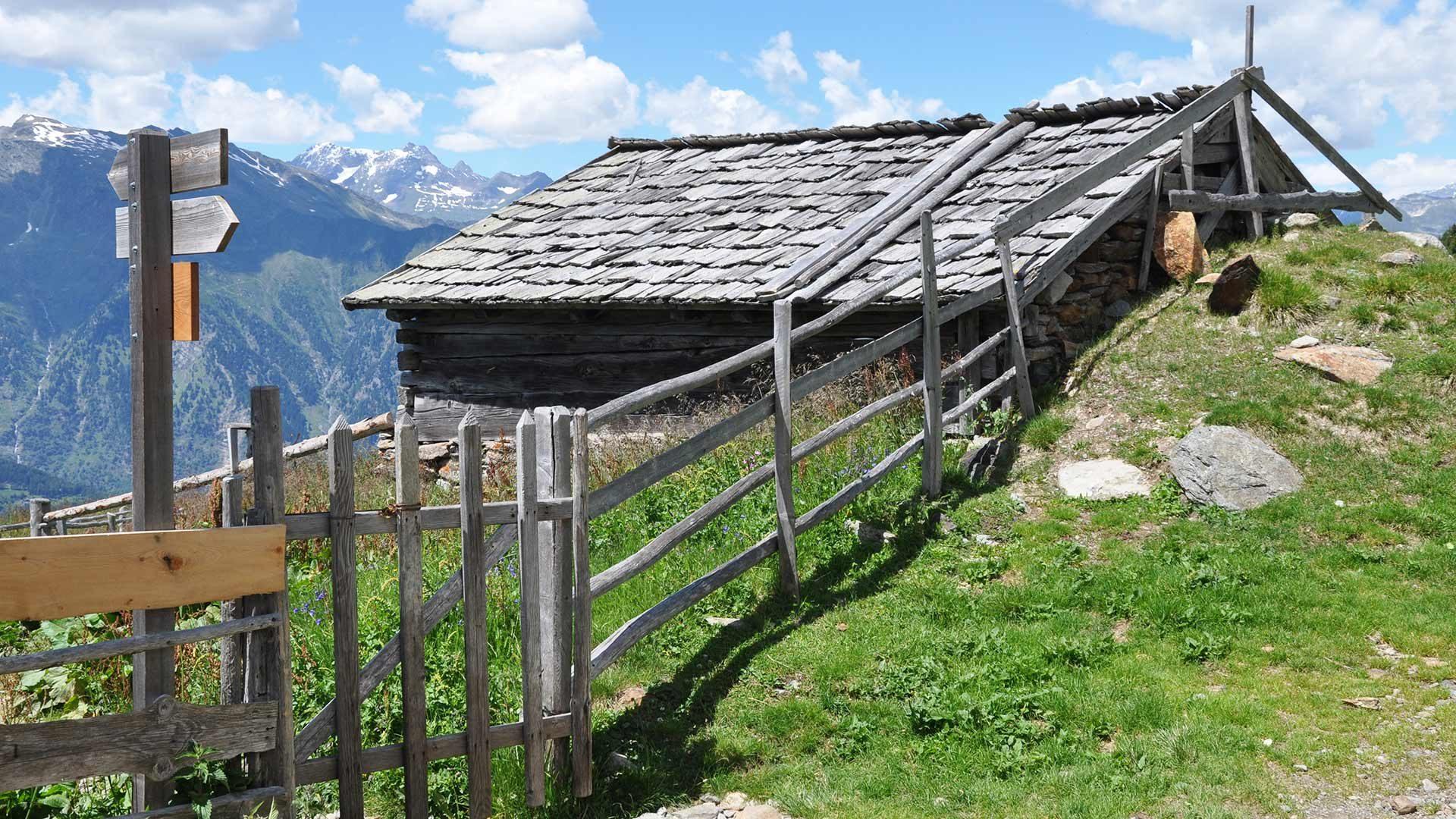 Area escursionistica Hirzer