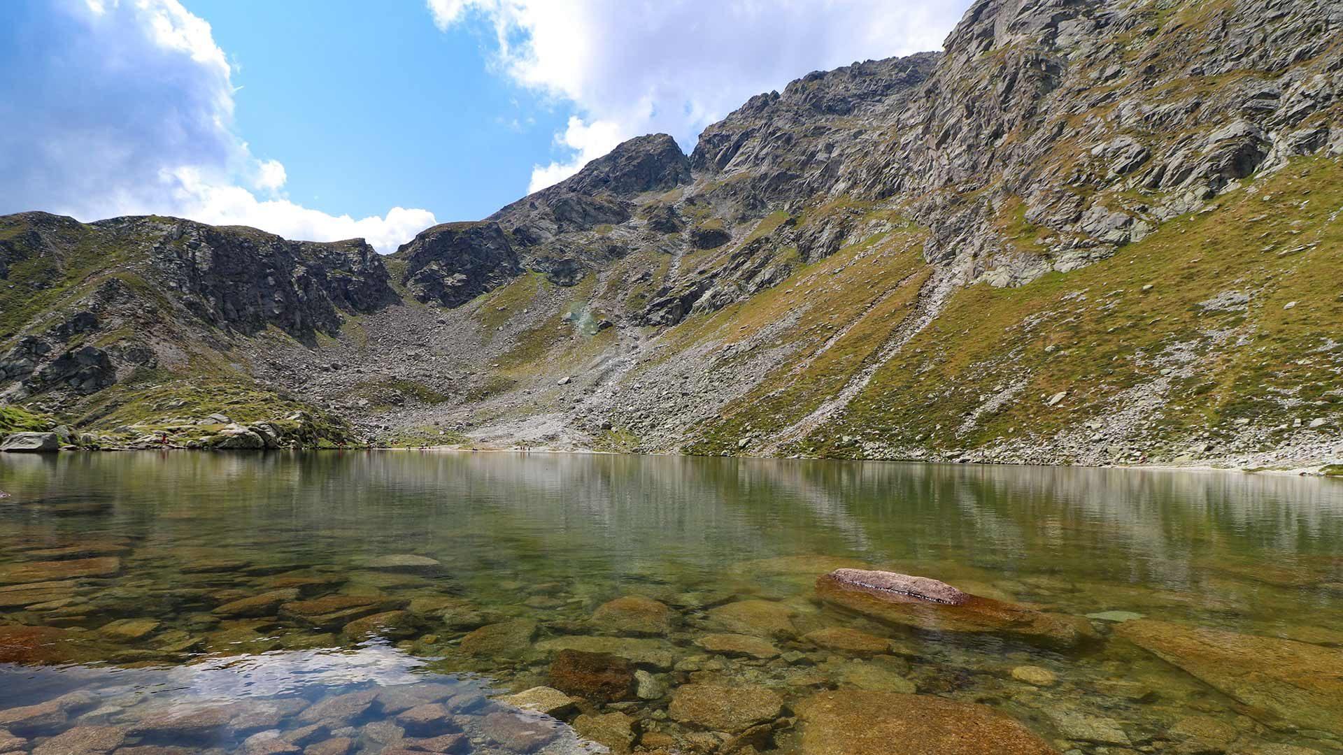 Escursione al lago di San Pancrazio