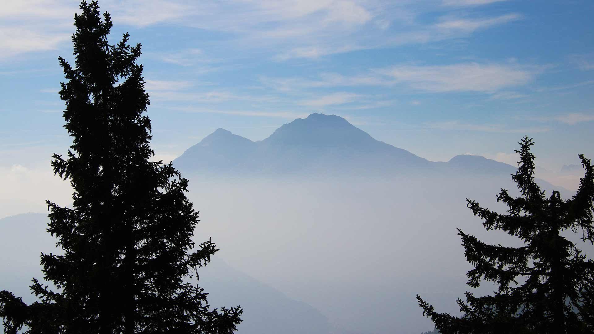 Escursione al Monte Luco