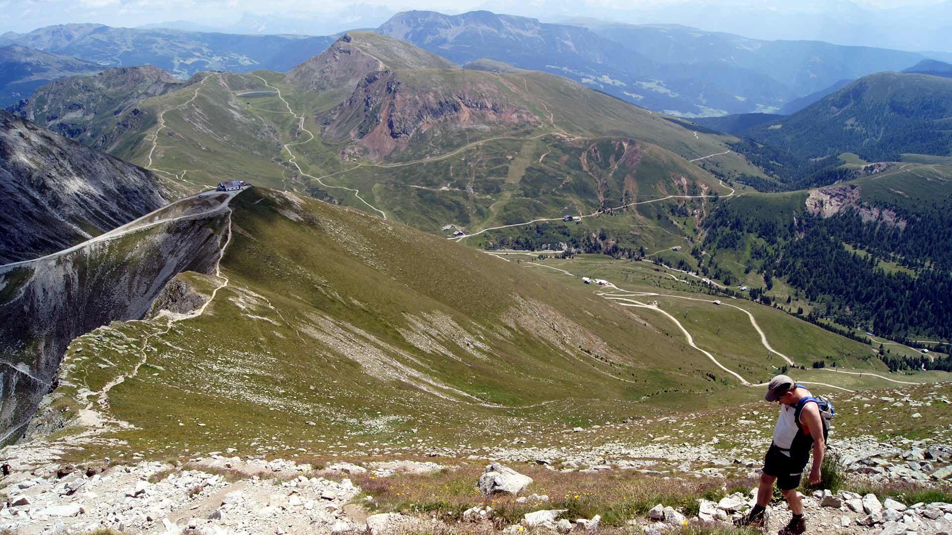Alla cima Lauwand