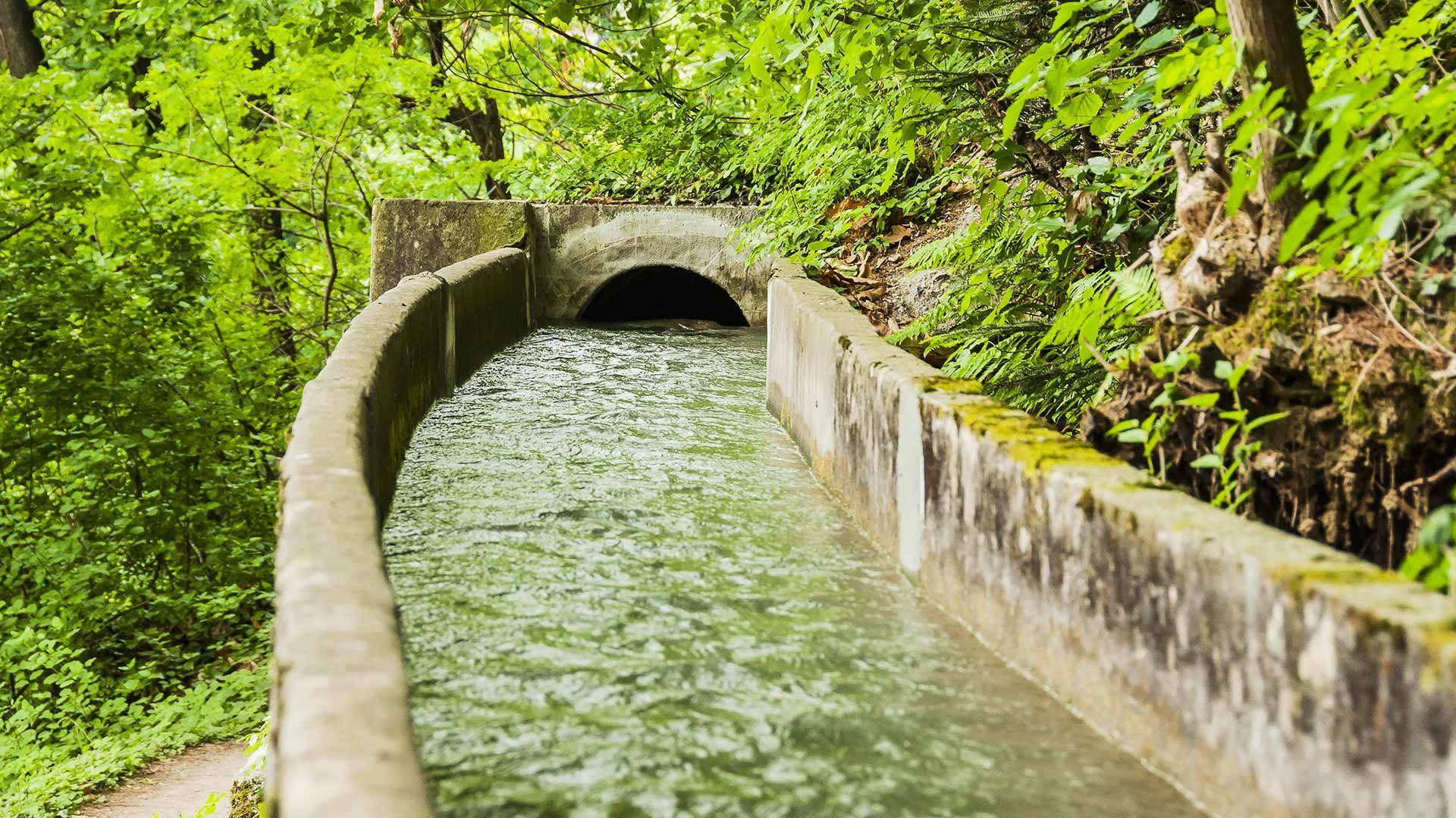 Sentiero della Roggia di Marlengo