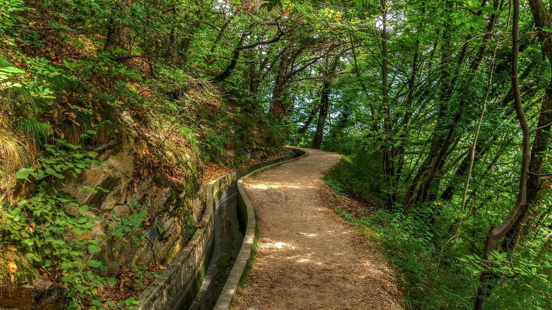 Sentieri d'Acqua Meranesi da Naturno a Tel