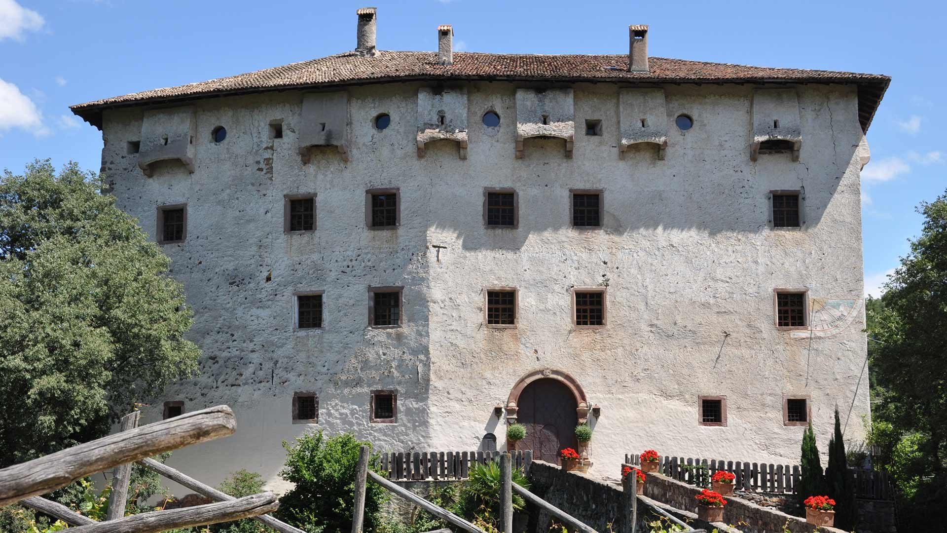 Escursione Nalles - Castel Katzenzungen