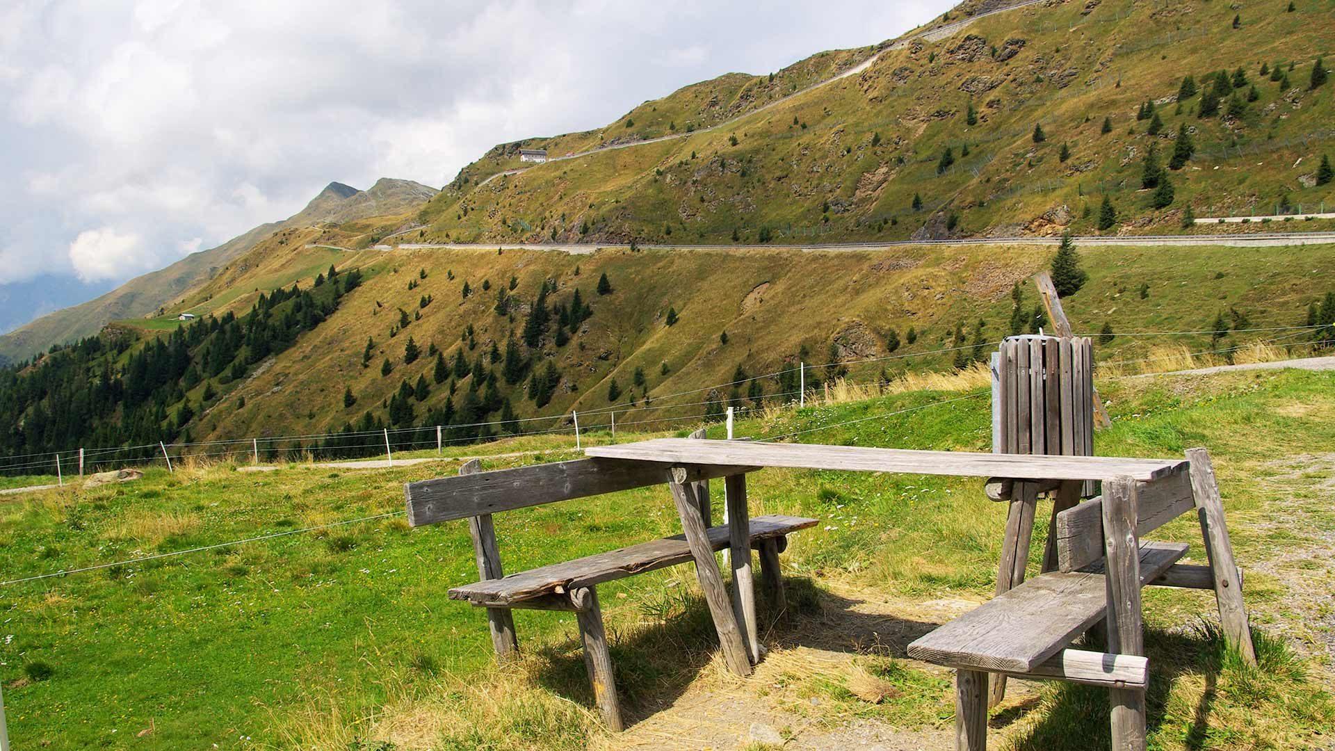 Alta Via della Val Passiria