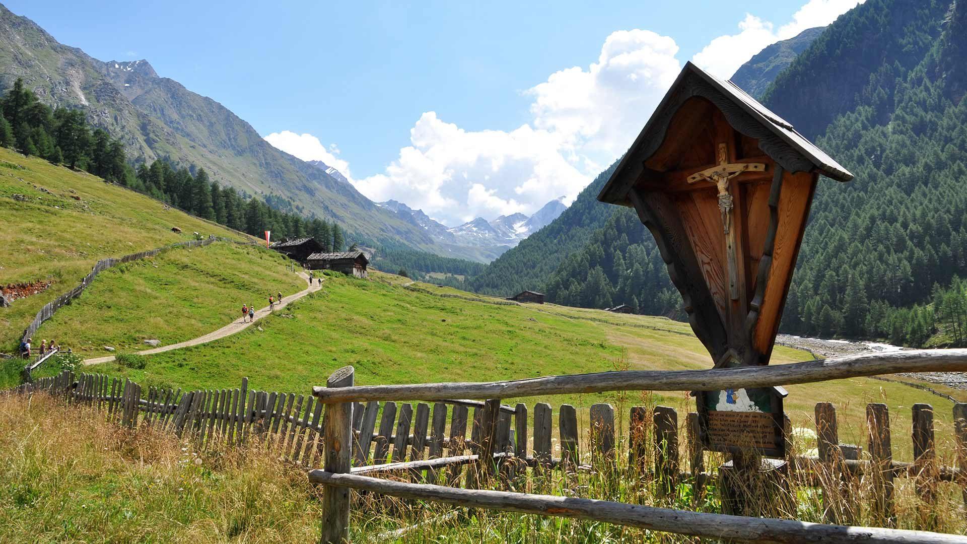 Al maso Gelato in Val di Fosse