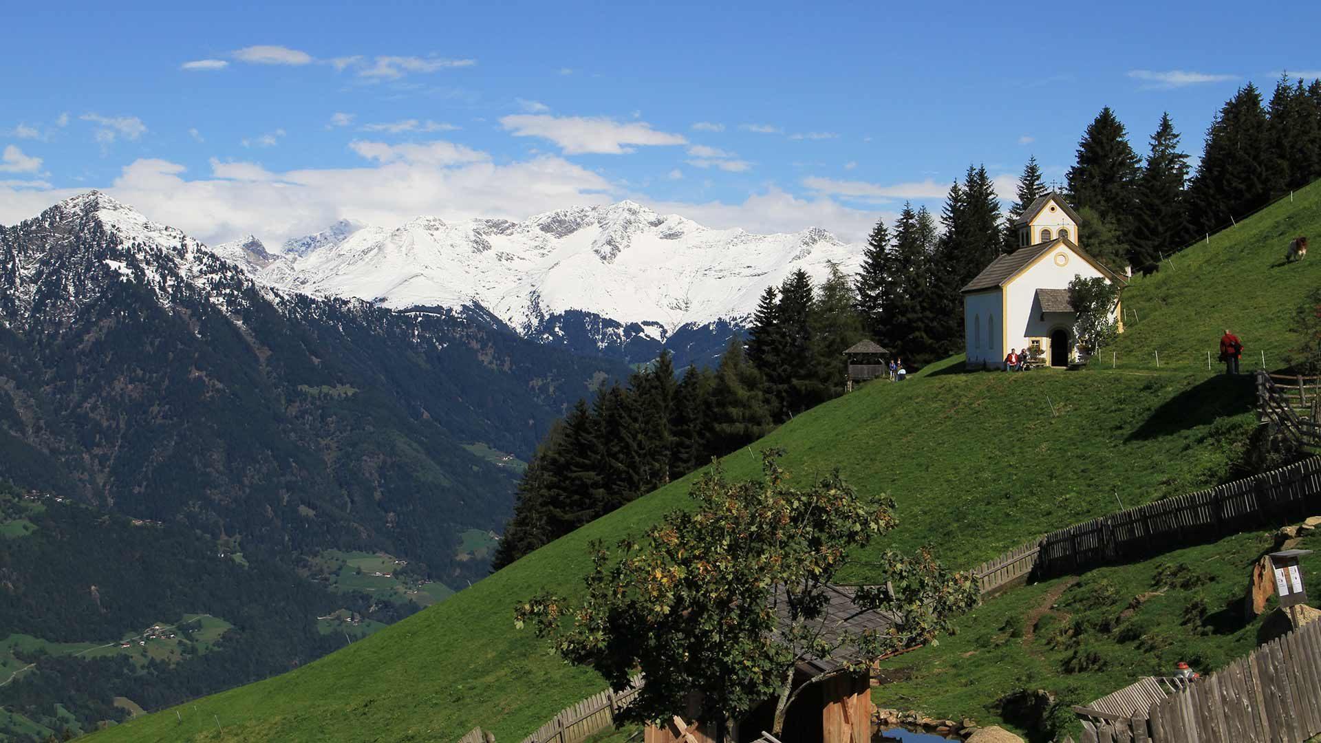Escursione circolare ai masi Schnugger - Taser