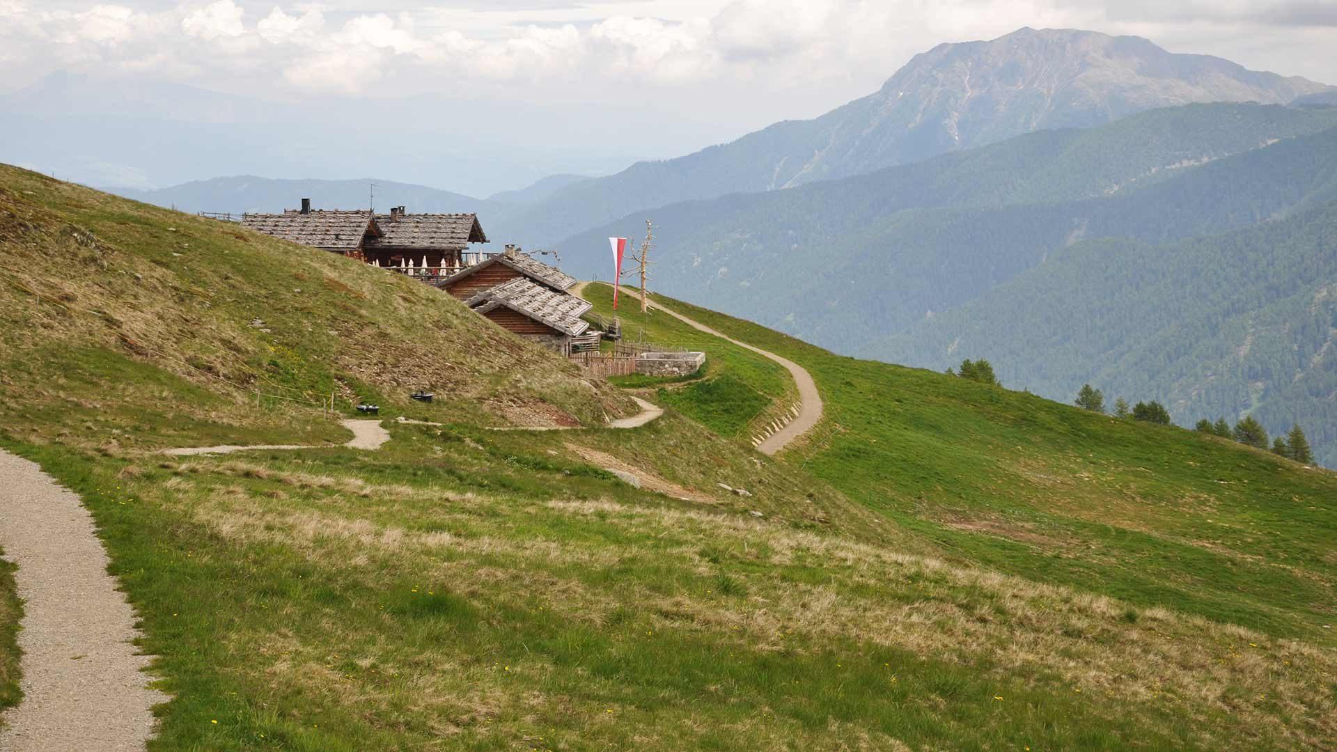 Sentiero panoramico Schwemmalm