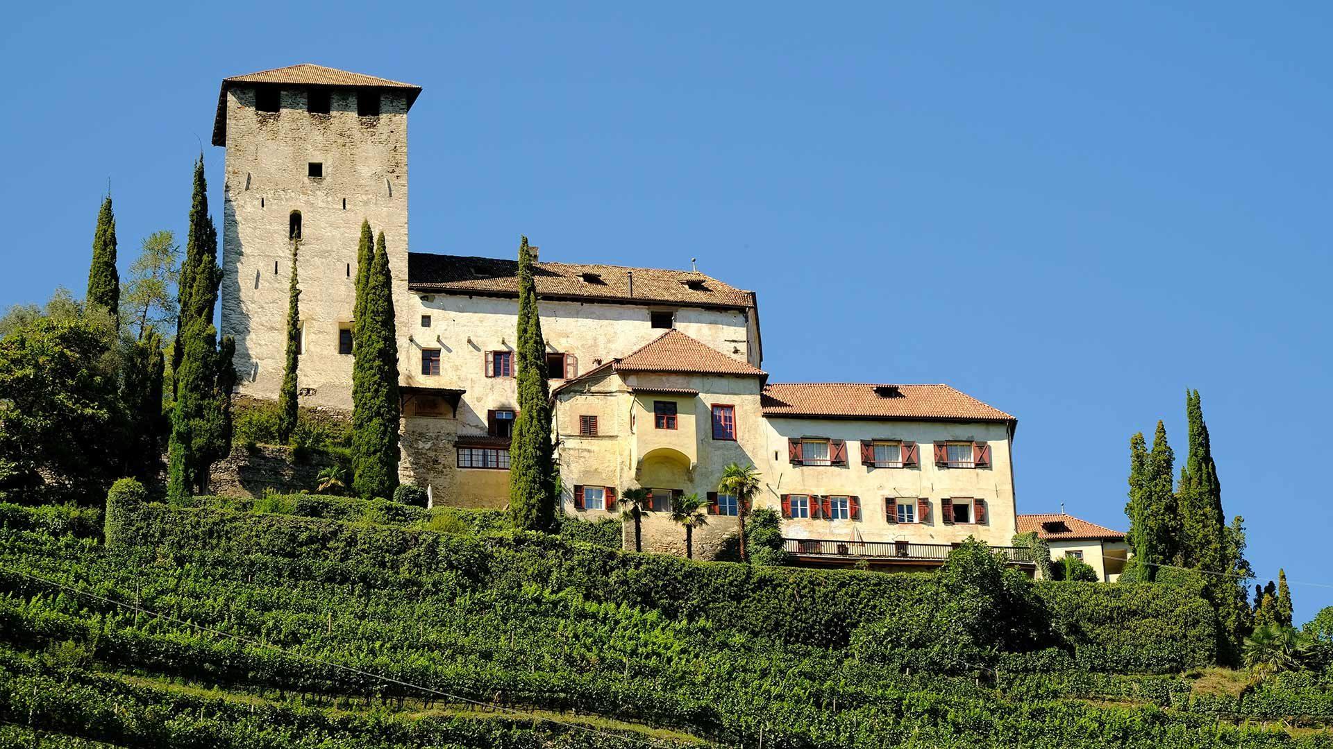 Escursione Castel Lebenberg – maso Hofer