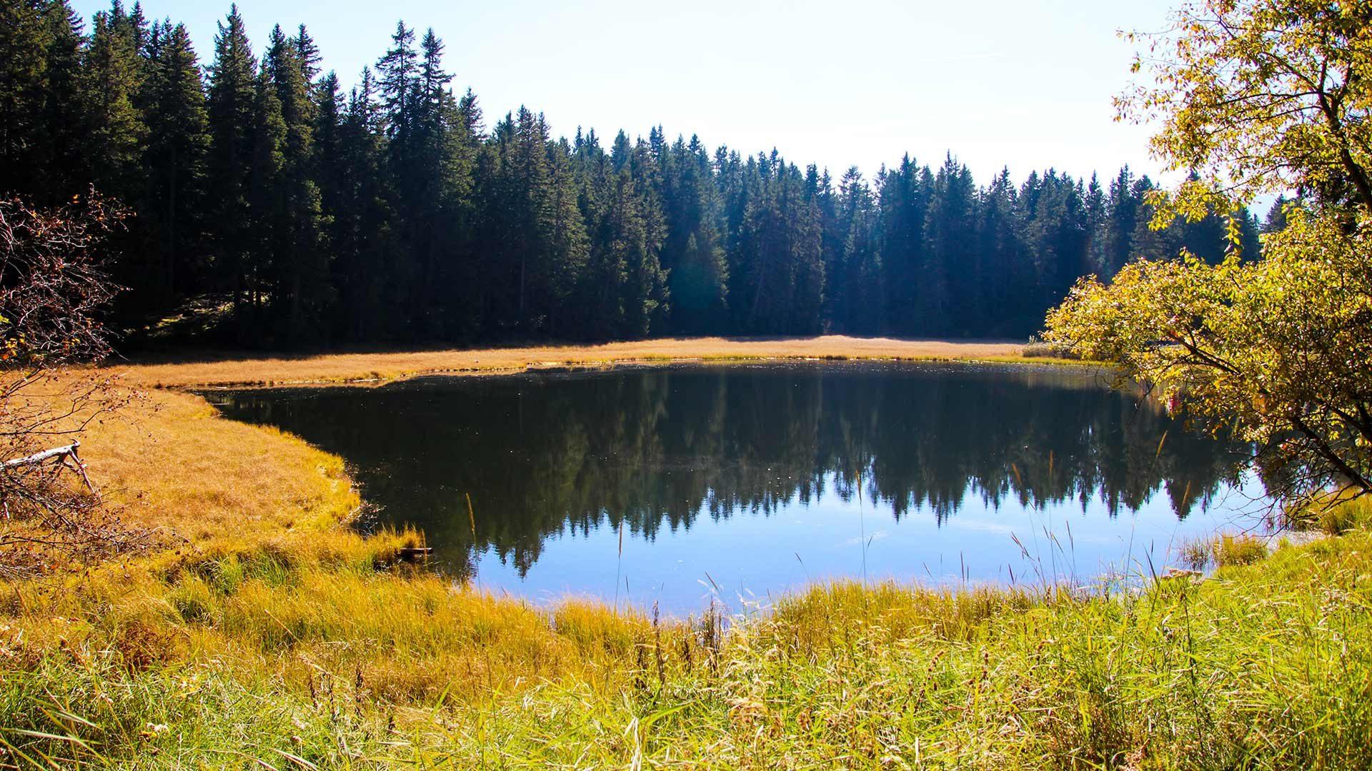 Escursione al Lago nero