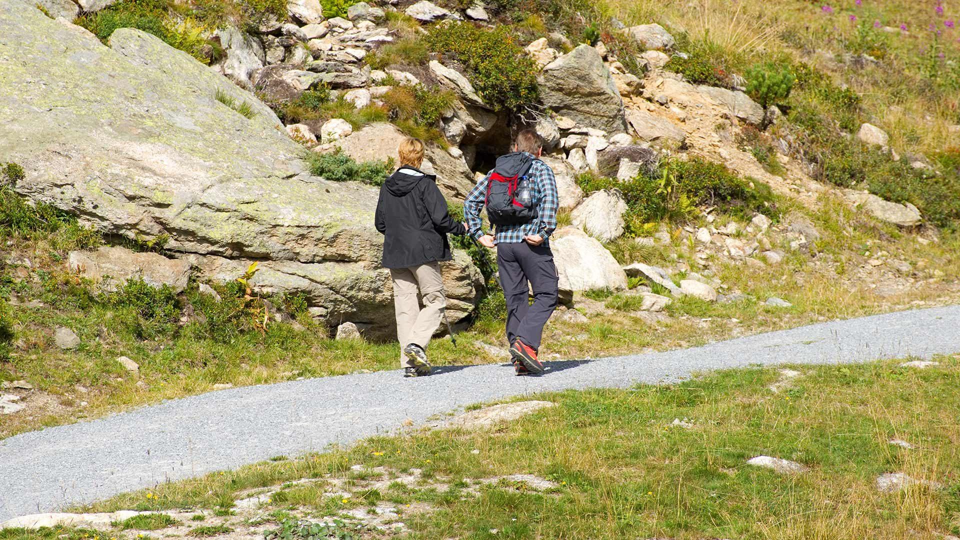 Escursione San Maurizio – Steinrast