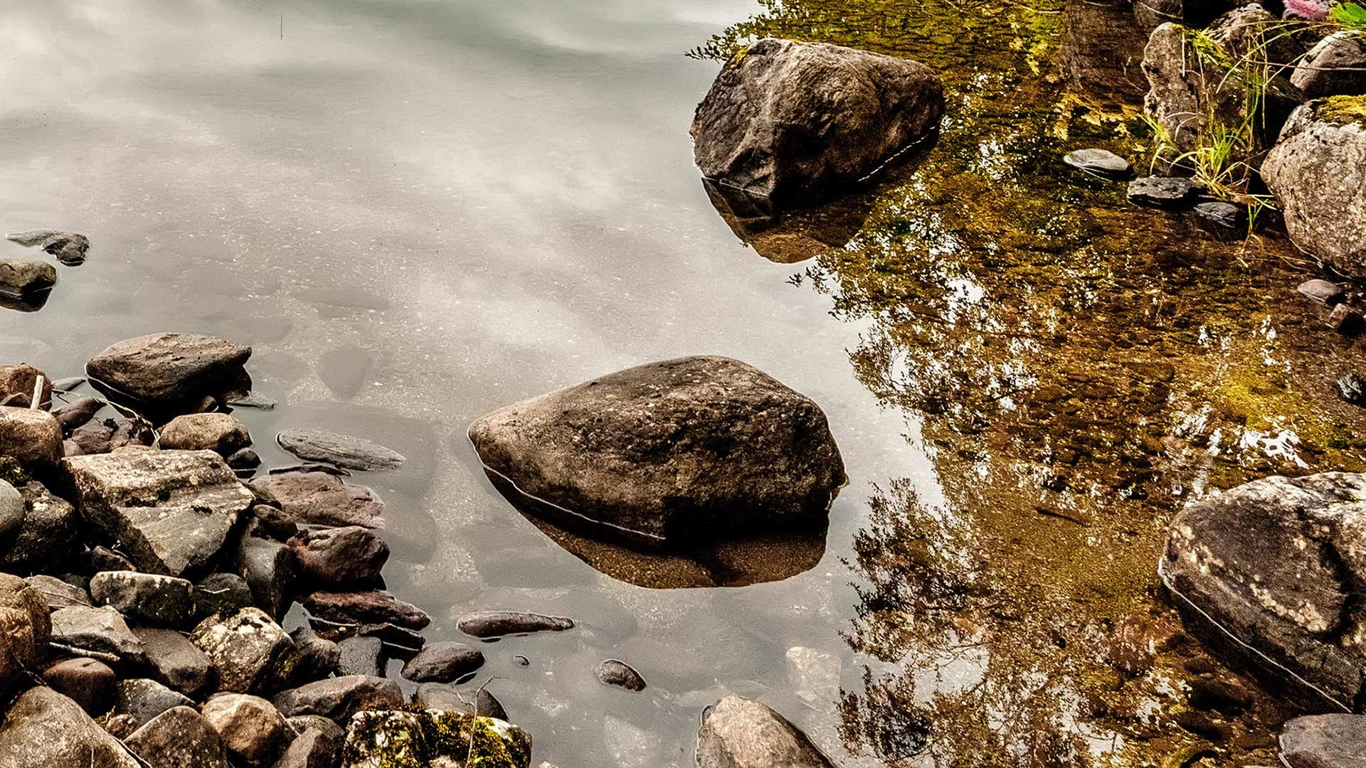 Al lago Malo