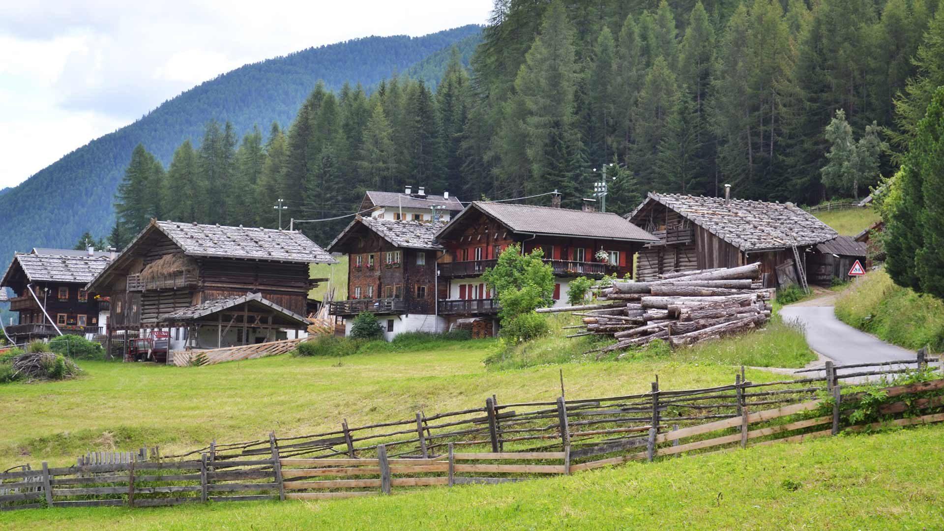 "Il sentiero ""Ultner Talweg"""