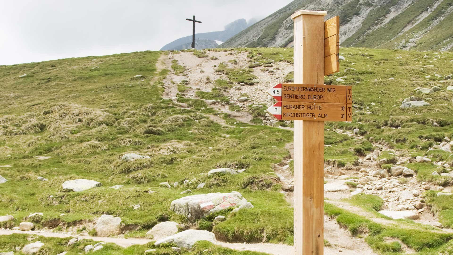 Cime Windspitze e Monte Catino